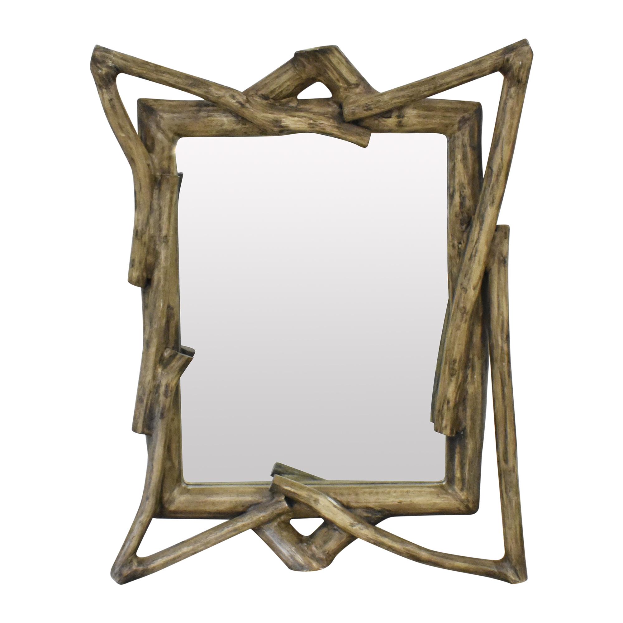 West Elm West Elm Rustic Wall Mirror