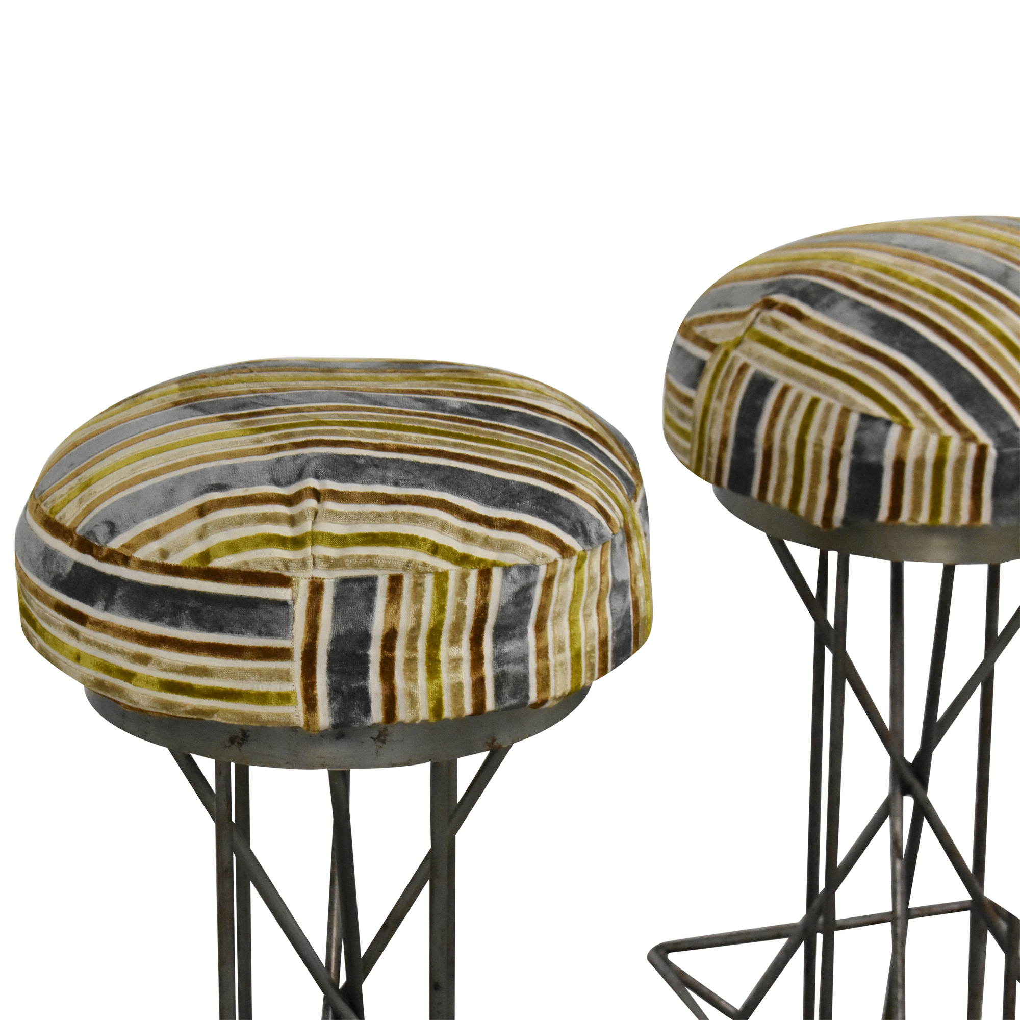 Vintage-Style Bar Stools / Chairs