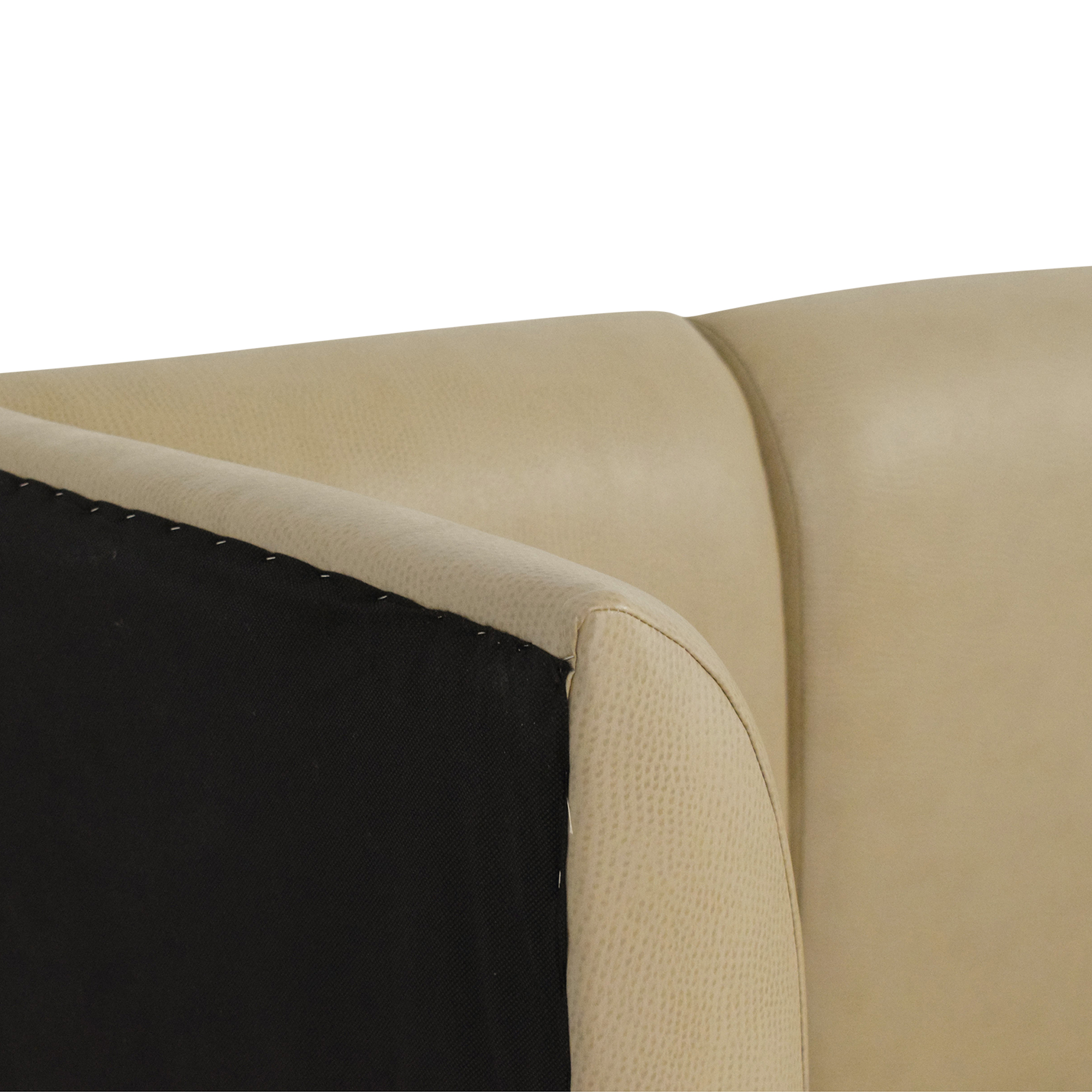 shop Custom Contemporary Sectional Storage Banquette
