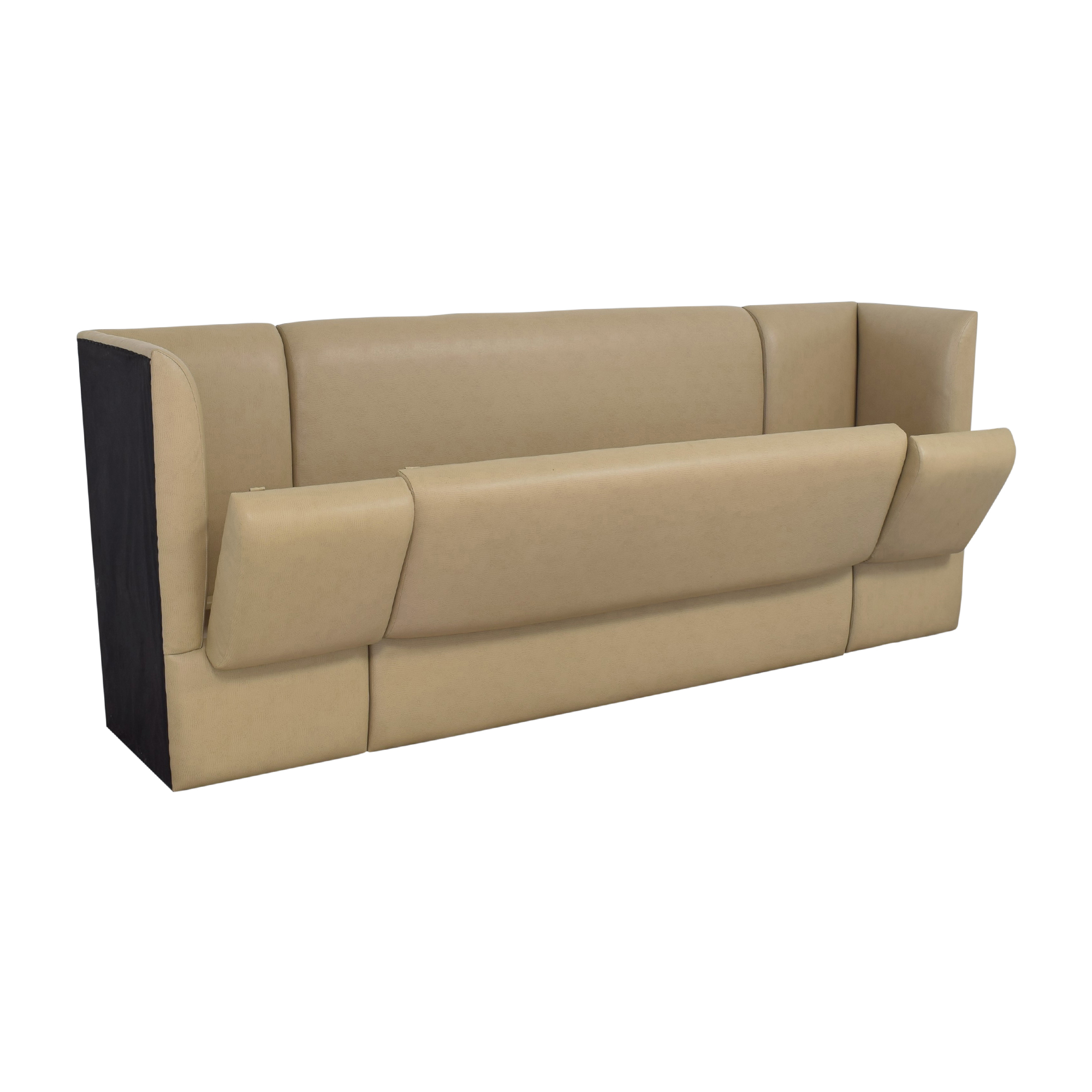 buy Custom Contemporary Sectional Storage Banquette  Sectionals