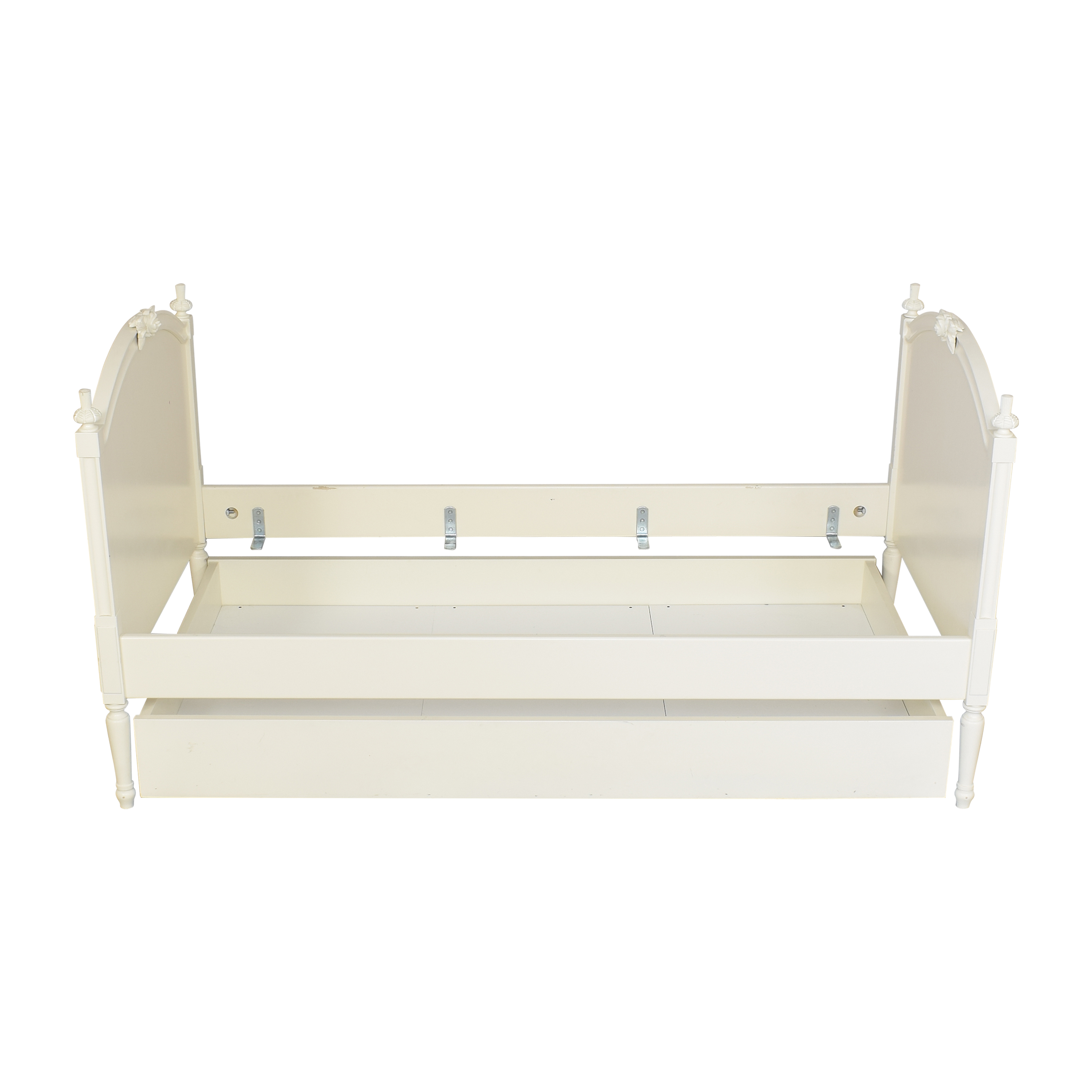 Twin Bed with Trundle pa