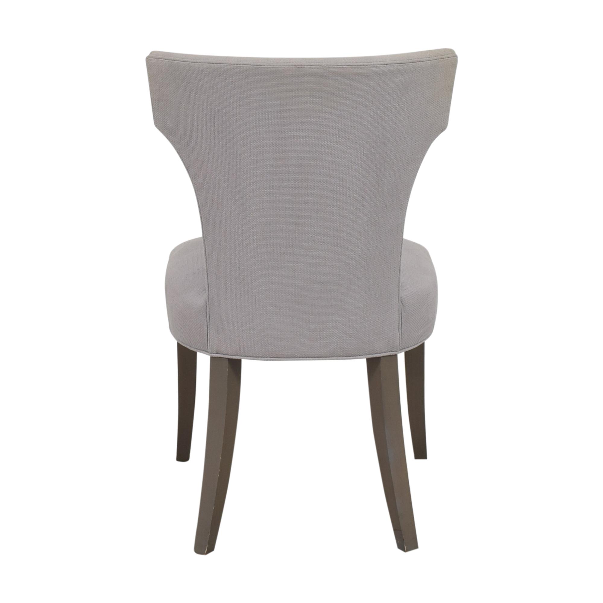 buy Crate & Barrel Sasha Upholstered Dining Side Chair Crate & Barrel Dining Chairs