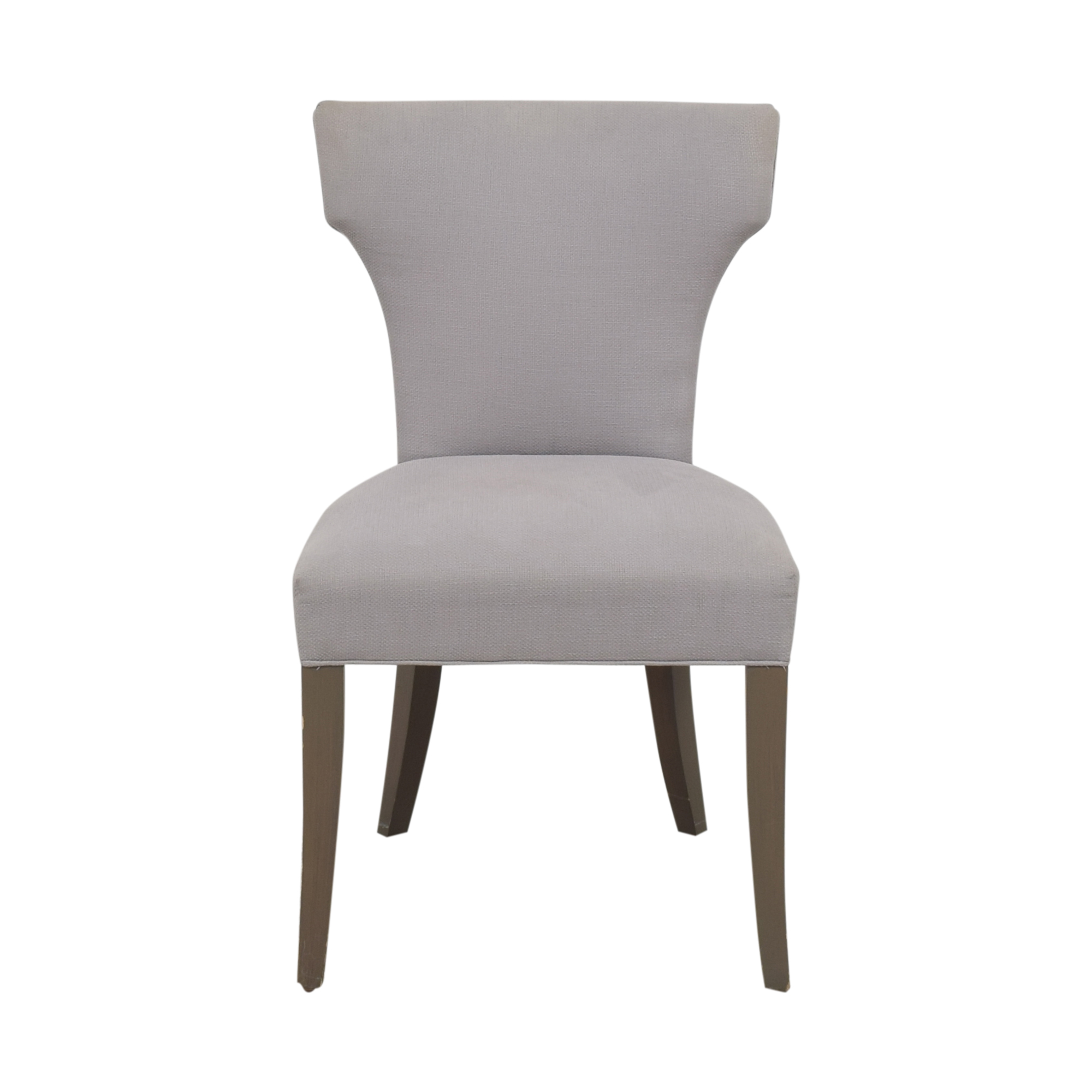 Crate & Barrel Crate & Barrel Sasha Upholstered Dining Side Chair used