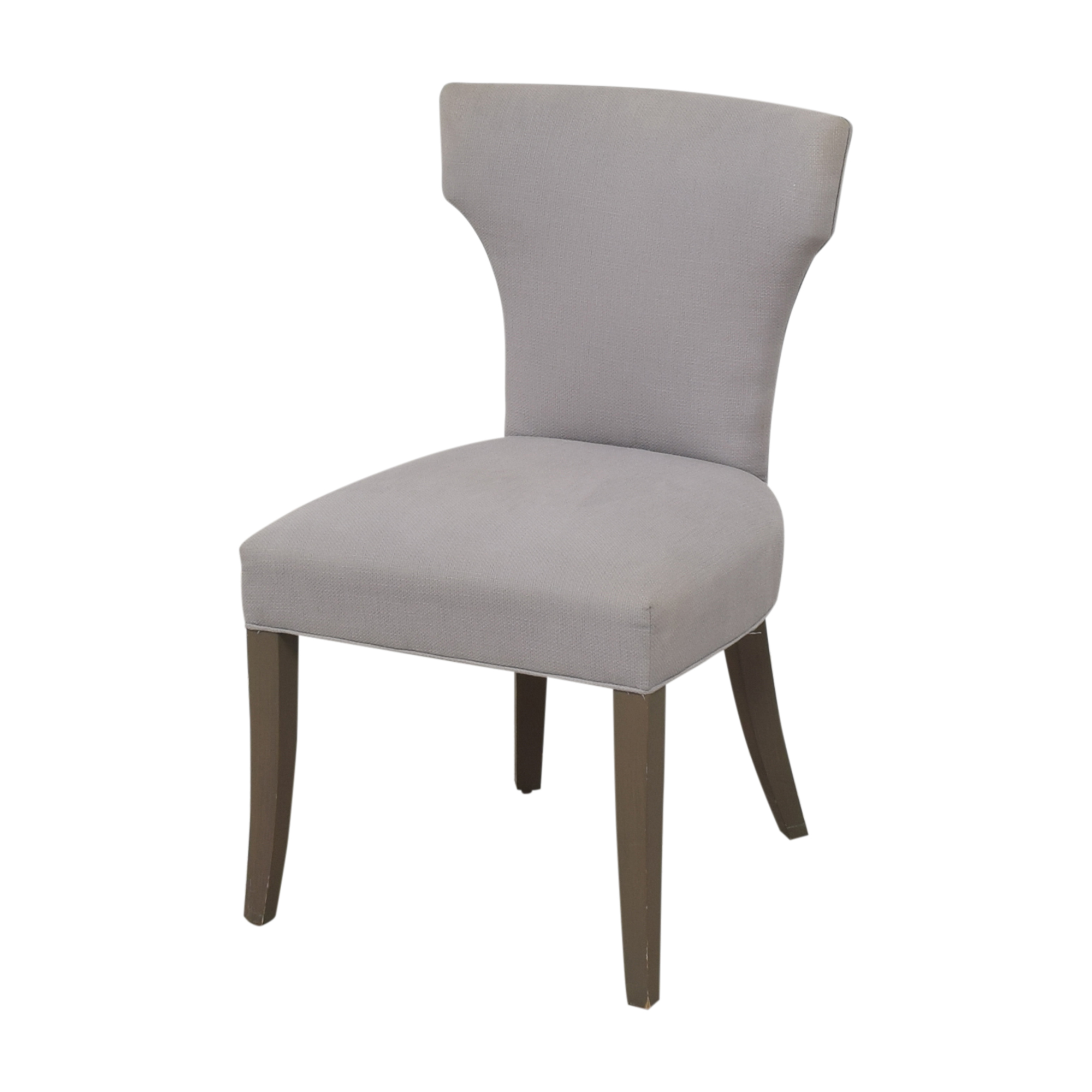 Crate & Barrel Crate & Barrel Sasha Upholstered Dining Side Chair ma