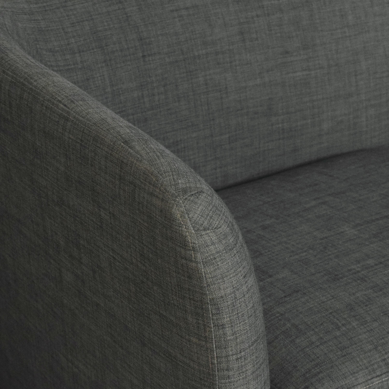 Crate & Barrel Ollie Sofa / Sofas