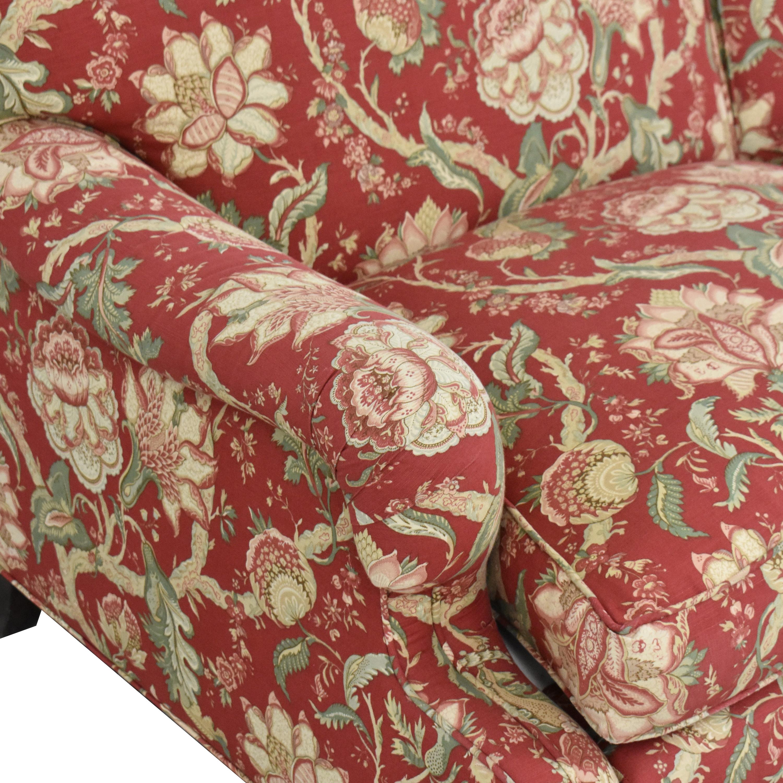 Barclay Butera Home Barclay Butera Home Floral Upholstered Sofa