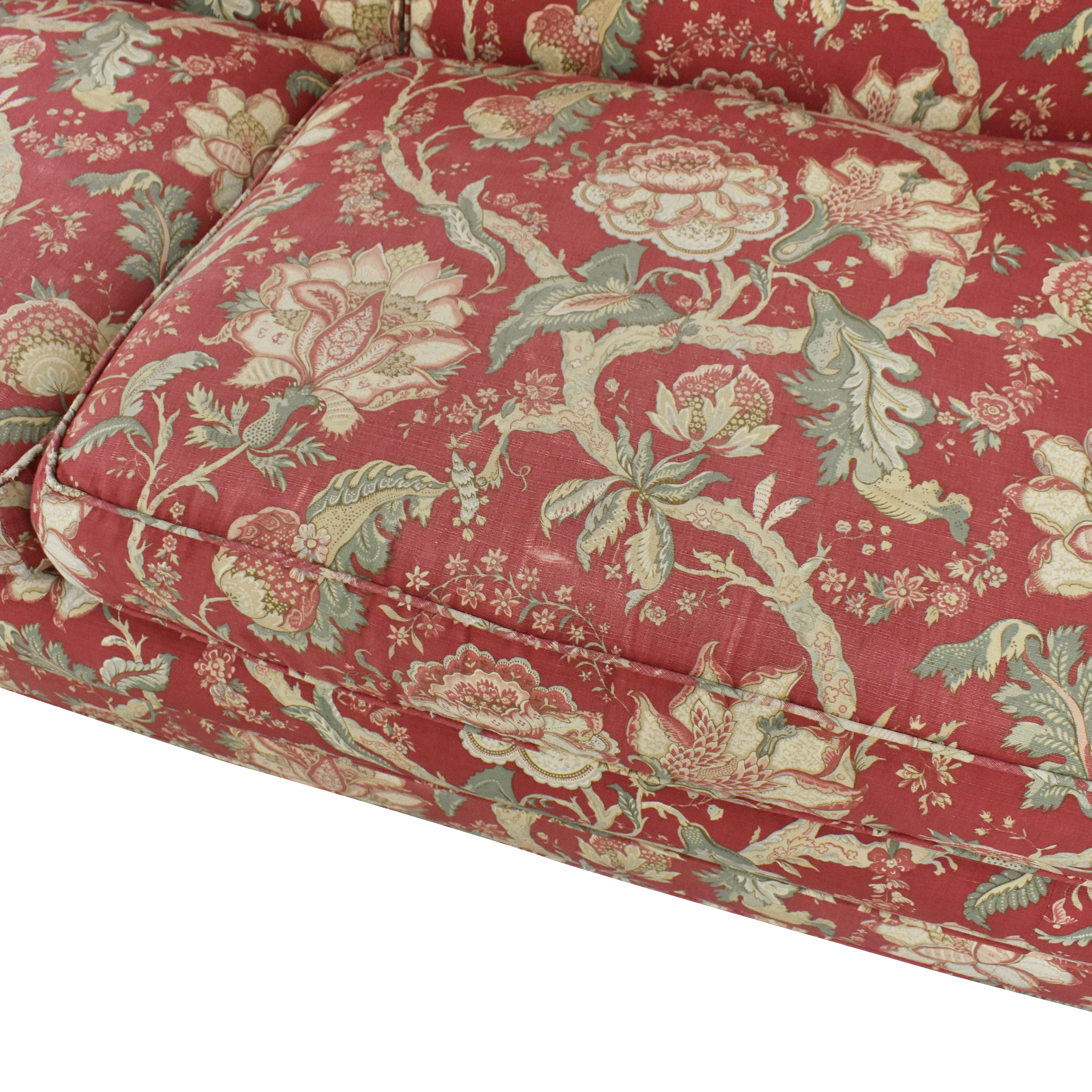 Barclay Butera Home Barclay Butera Home Floral Upholstered Sofa on sale