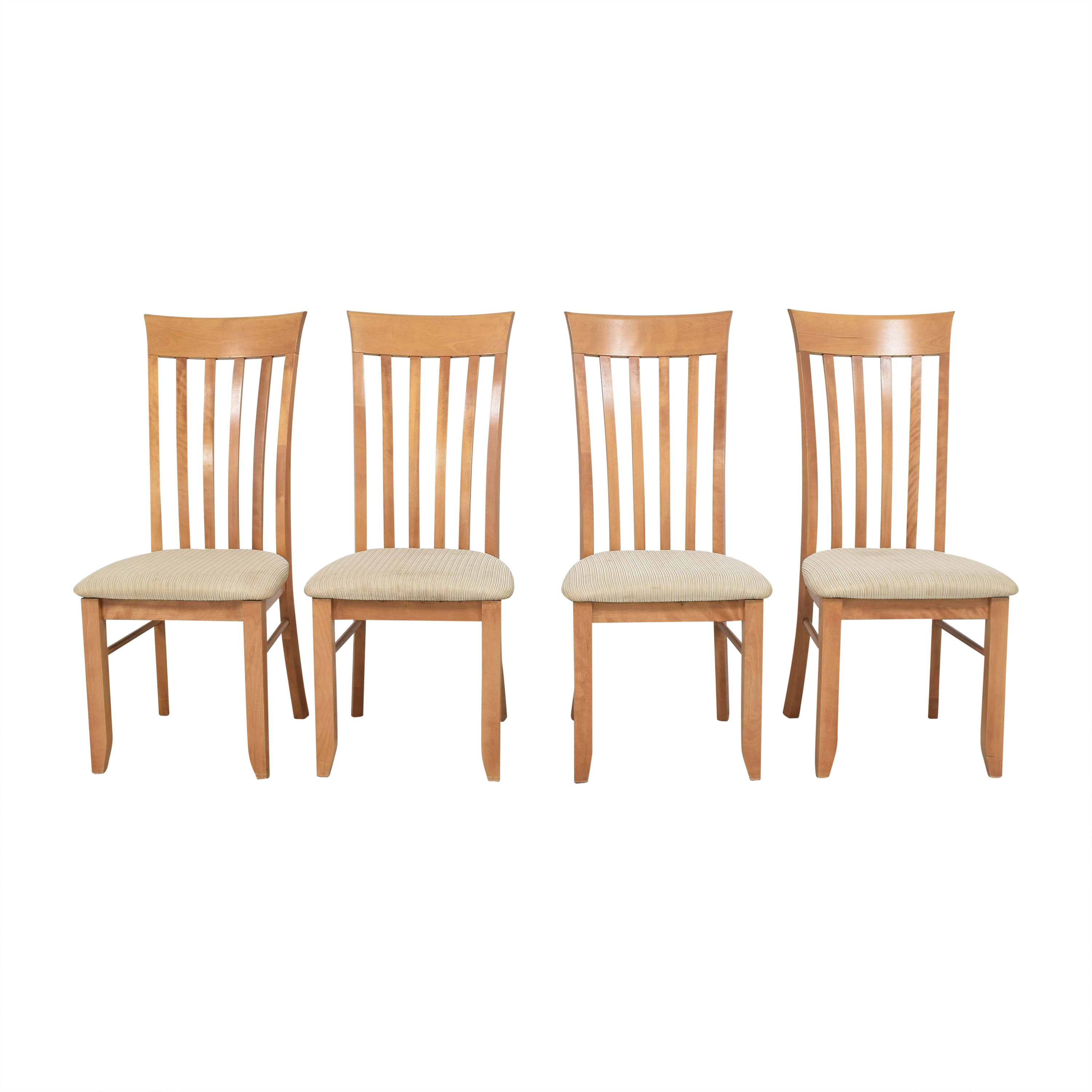 Canadel Canadel Upholstered Dining Chairs nyc