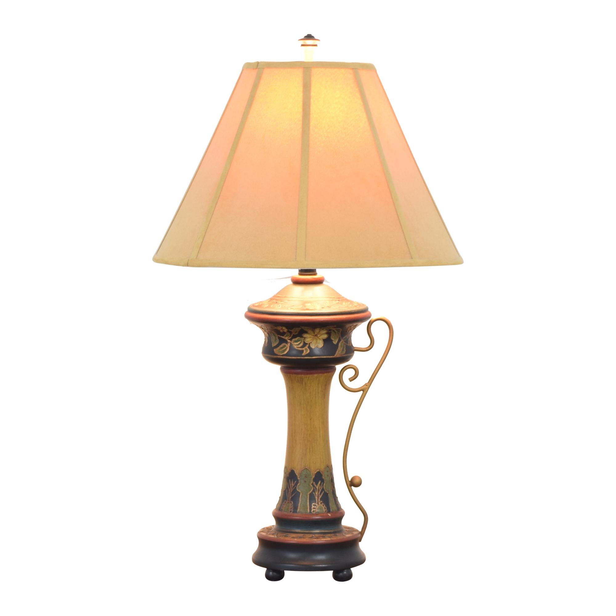 Vintage Table Lamp multi