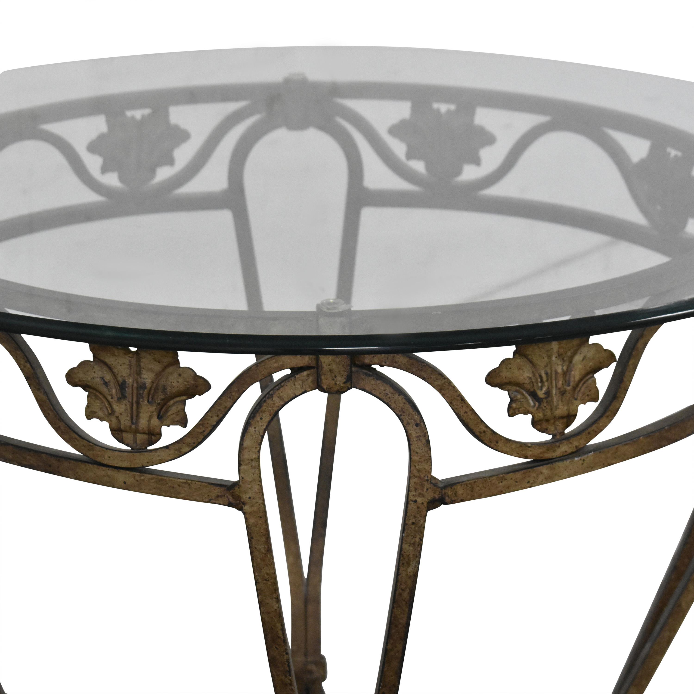 Thomasville Thomasville Translucent Side Table discount