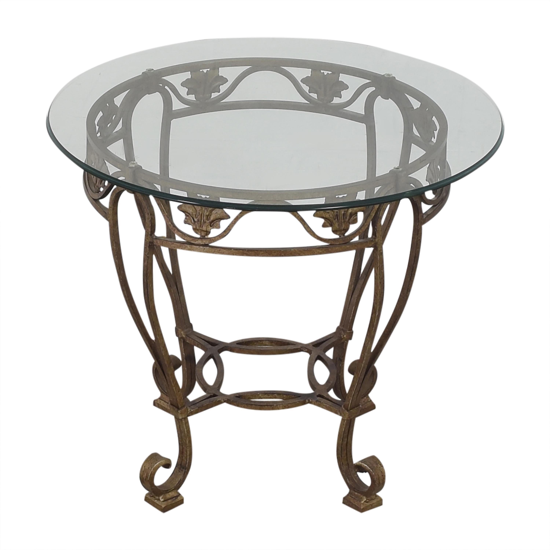 shop Thomasville Thomasville Translucent Side Table online