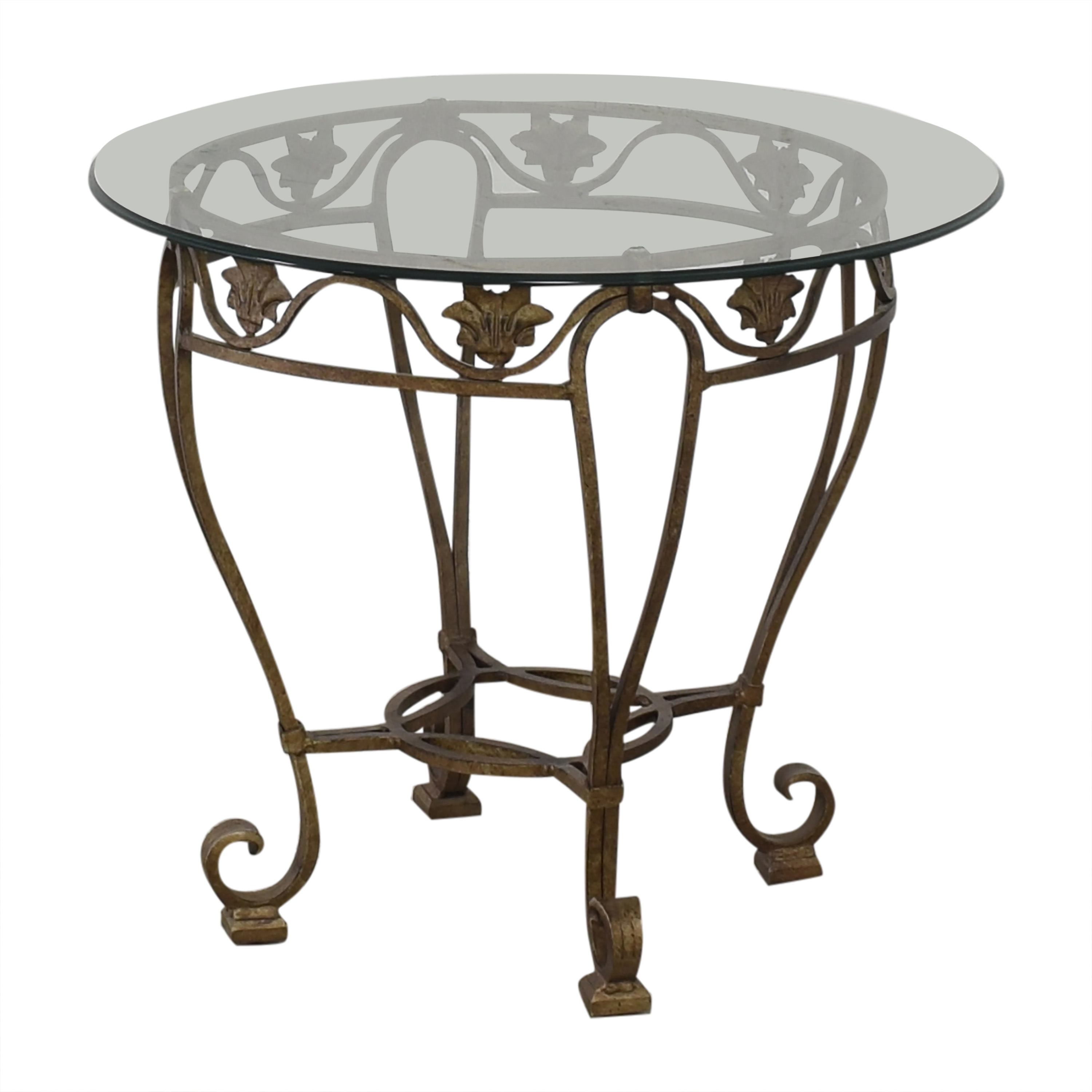 buy Thomasville Translucent Side Table Thomasville Tables