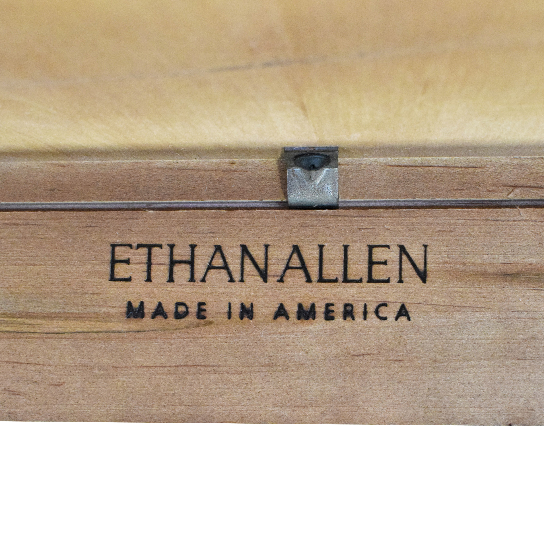 buy Ethan Allen Ethan Allen British Classics Dining Table online