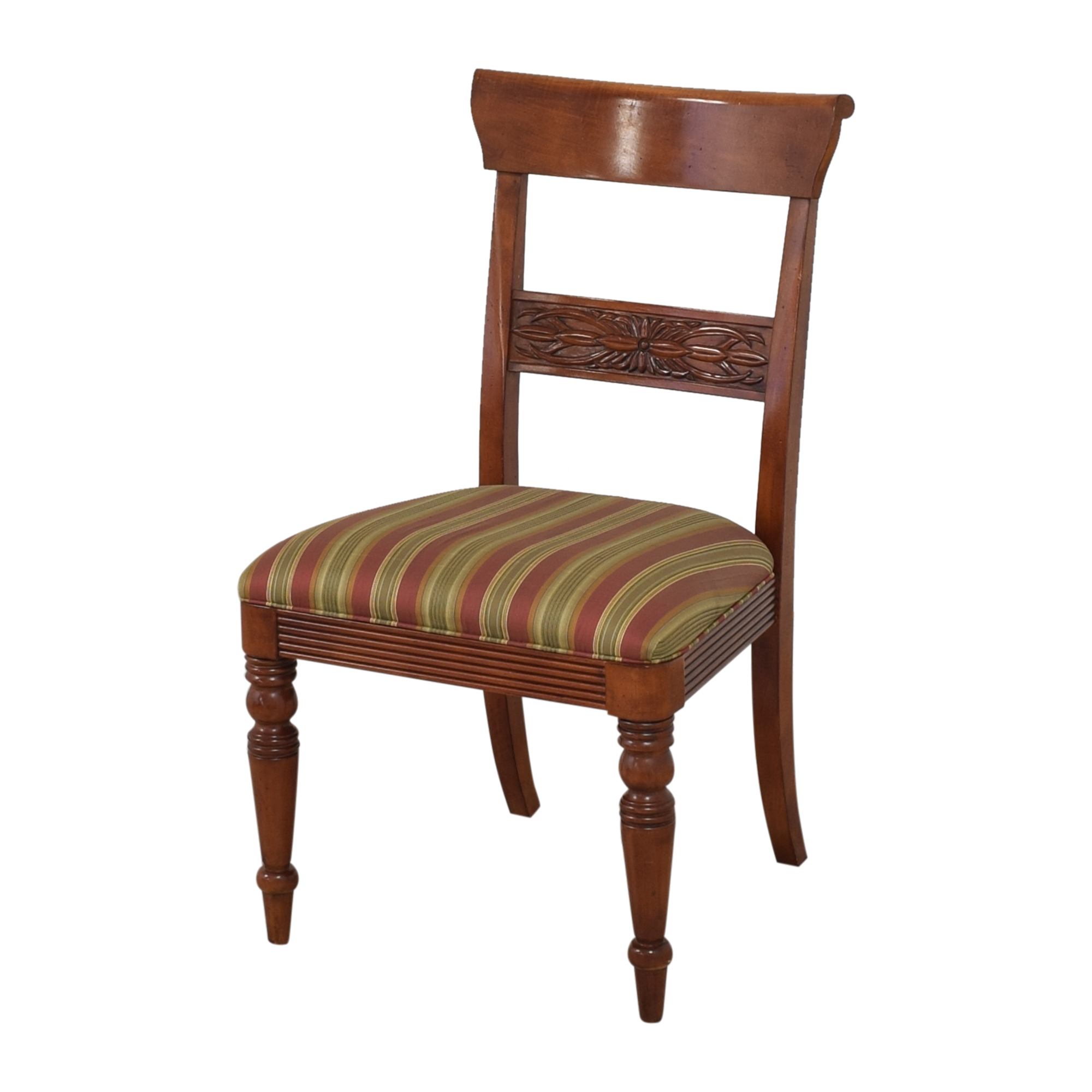 buy Ethan Allen British Classics Dining Chairs Ethan Allen Dining Chairs