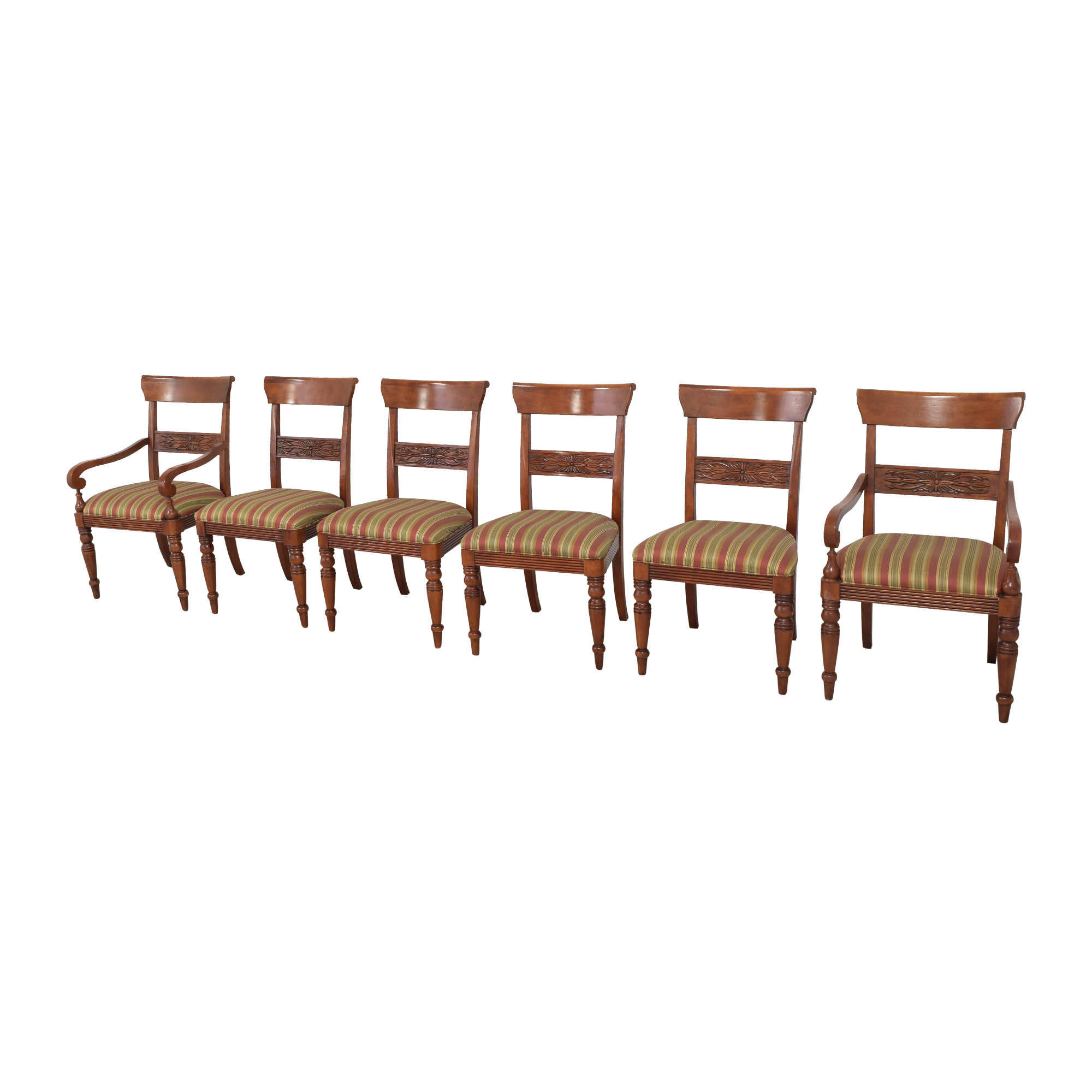 Ethan Allen Ethan Allen British Classics Dining Chairs second hand