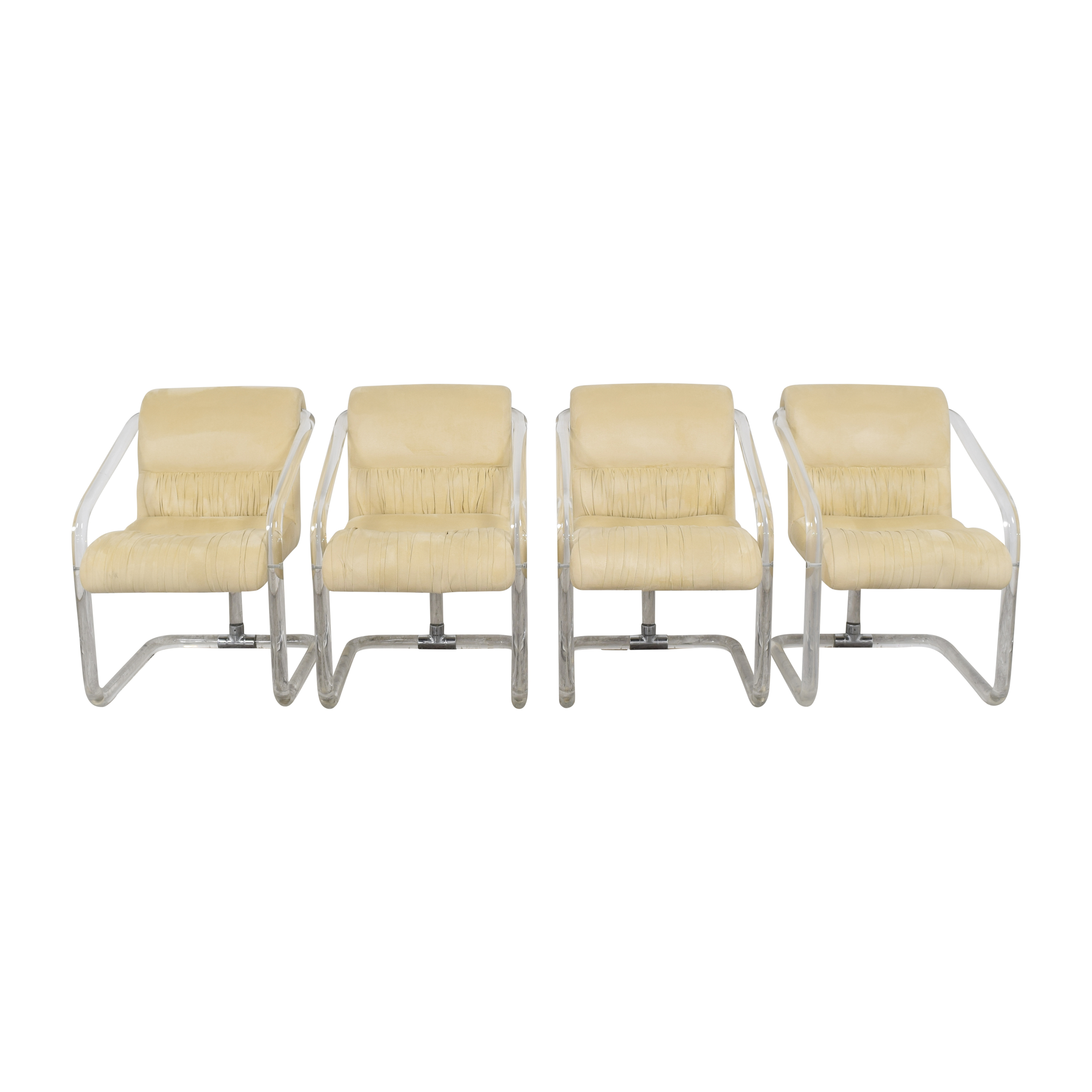Lion in Frost Lion in Frost Transparent Frame Chairs on sale