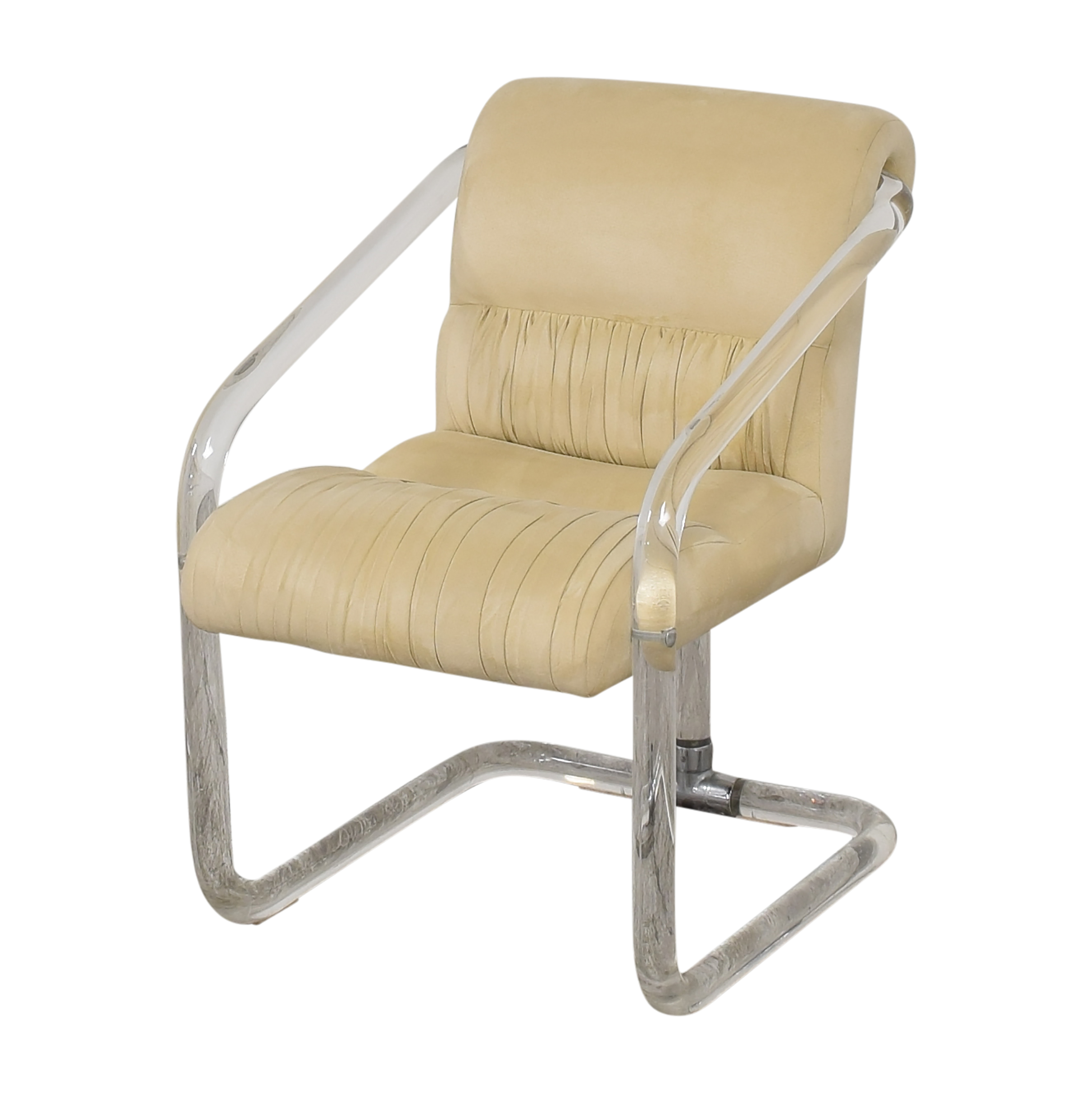 shop Lion in Frost Lion in Frost Transparent Frame Chairs online
