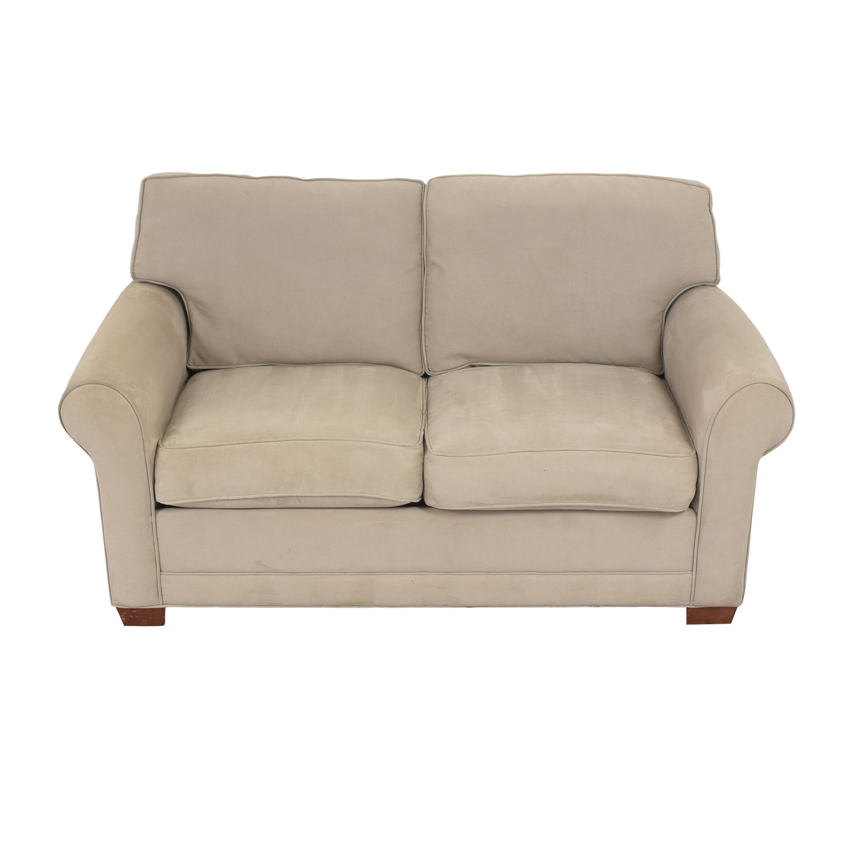 HM Richards Furniture HM Richards Furniture Roll Arm Loveseat used