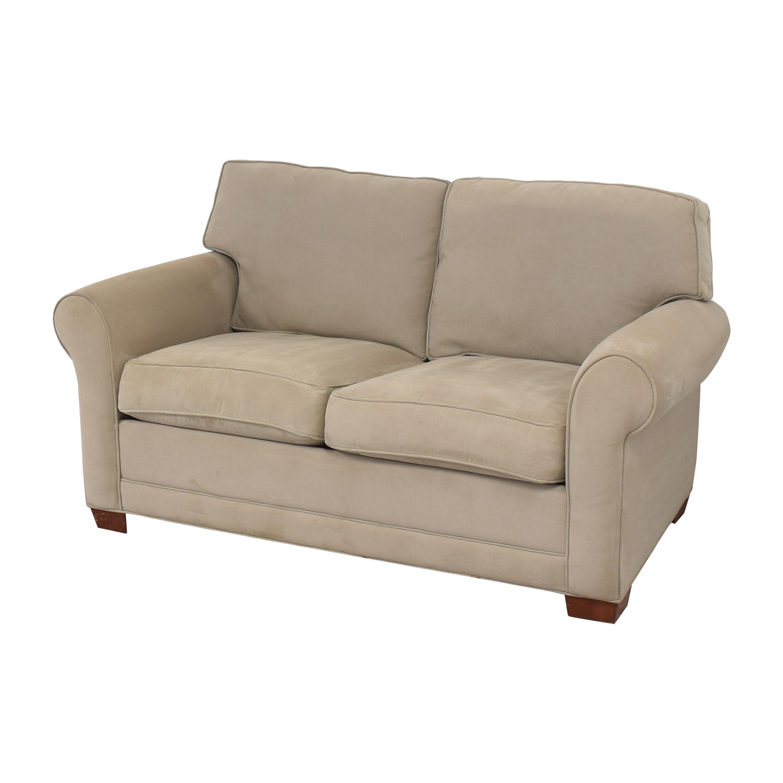 HM Richards Furniture HM Richards Furniture Roll Arm Loveseat ct
