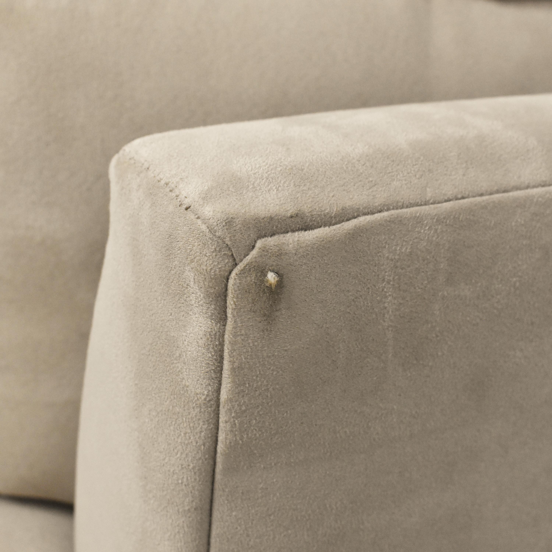 buy HM Richards Furniture Roll Arm Loveseat HM Richards Furniture