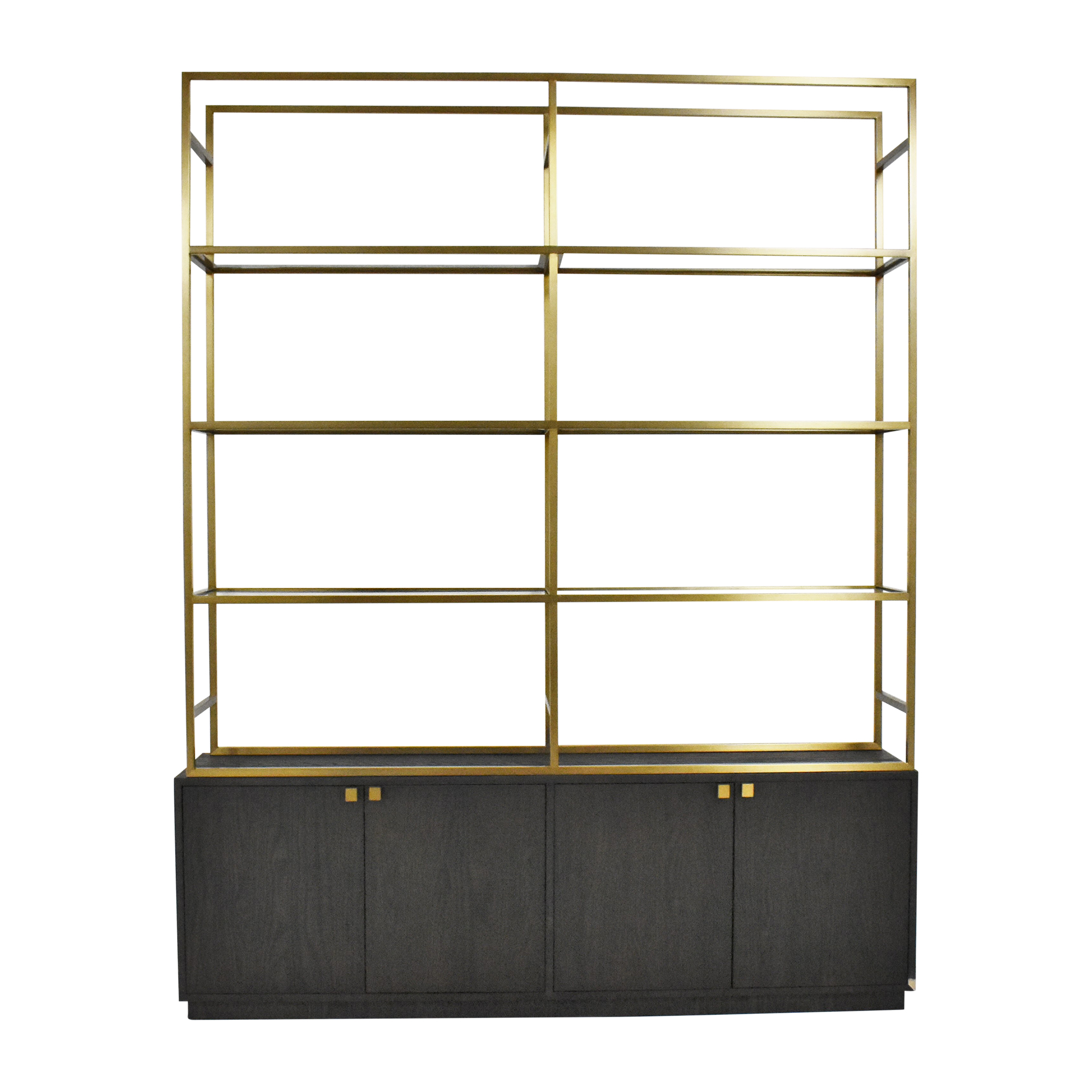 Restoration Hardware Restoration Hardware Duvall Four Door Sideboard and Hutch nyc