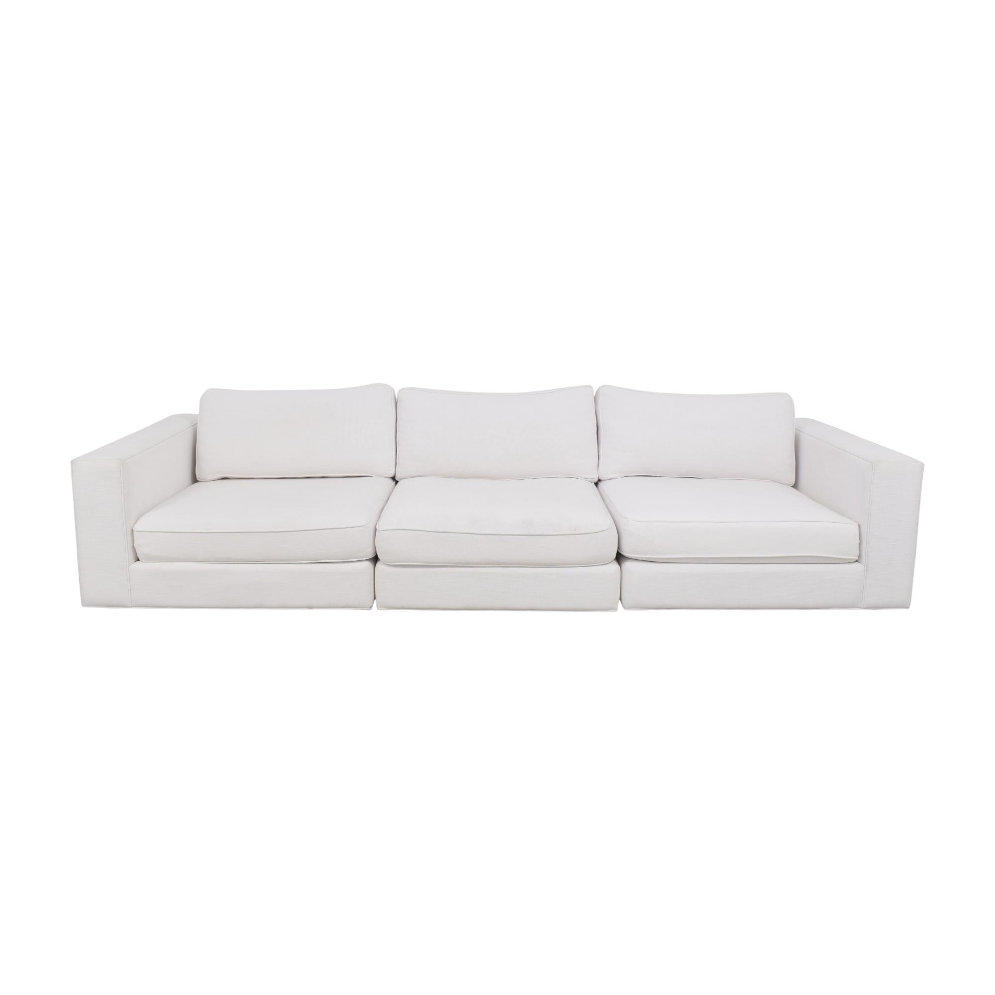 buy Restoration Hardware Restoration Hardware Maddox Modular Sofa online