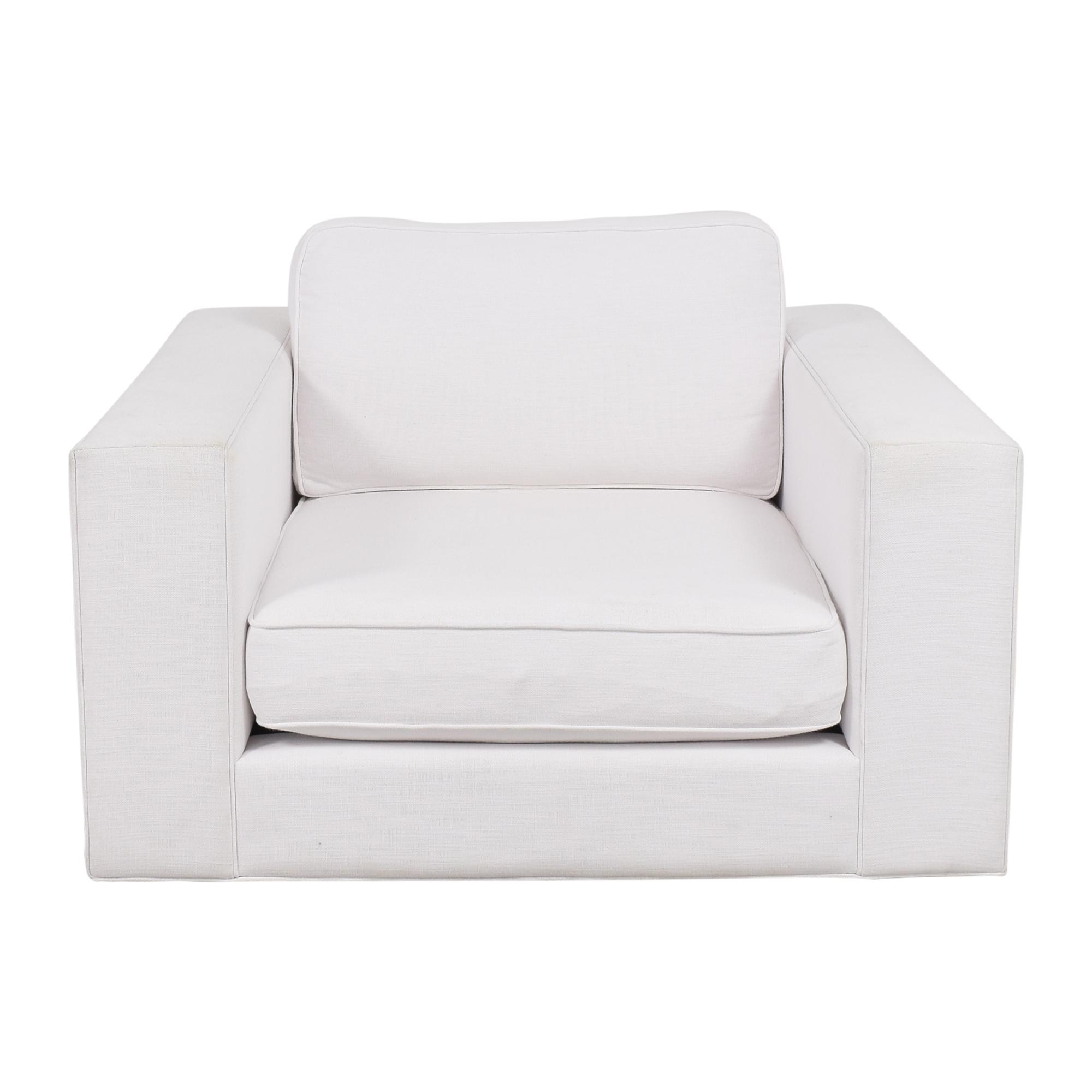 Restoration Hardware Maddox Arm Chair / Chairs