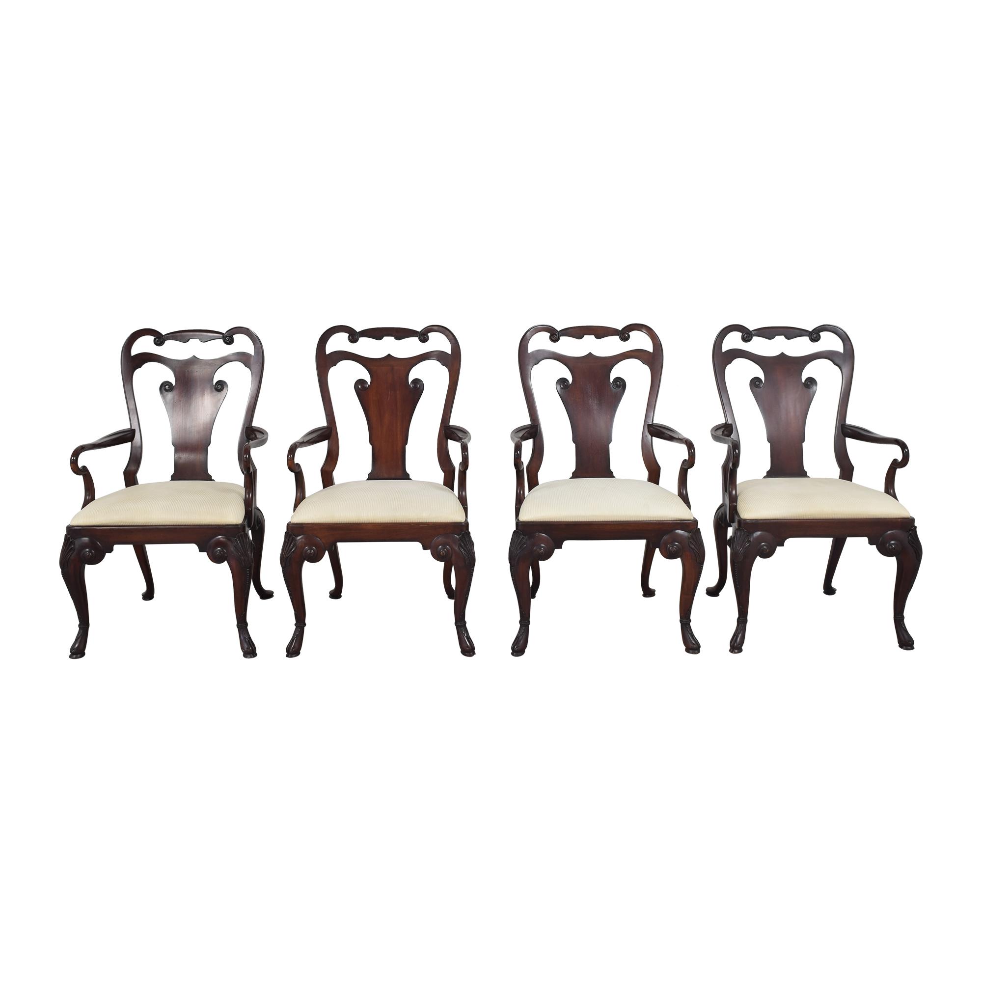 shop Ralph Lauren Home George II-Style Dining Chairs Ralph Lauren Home Chairs