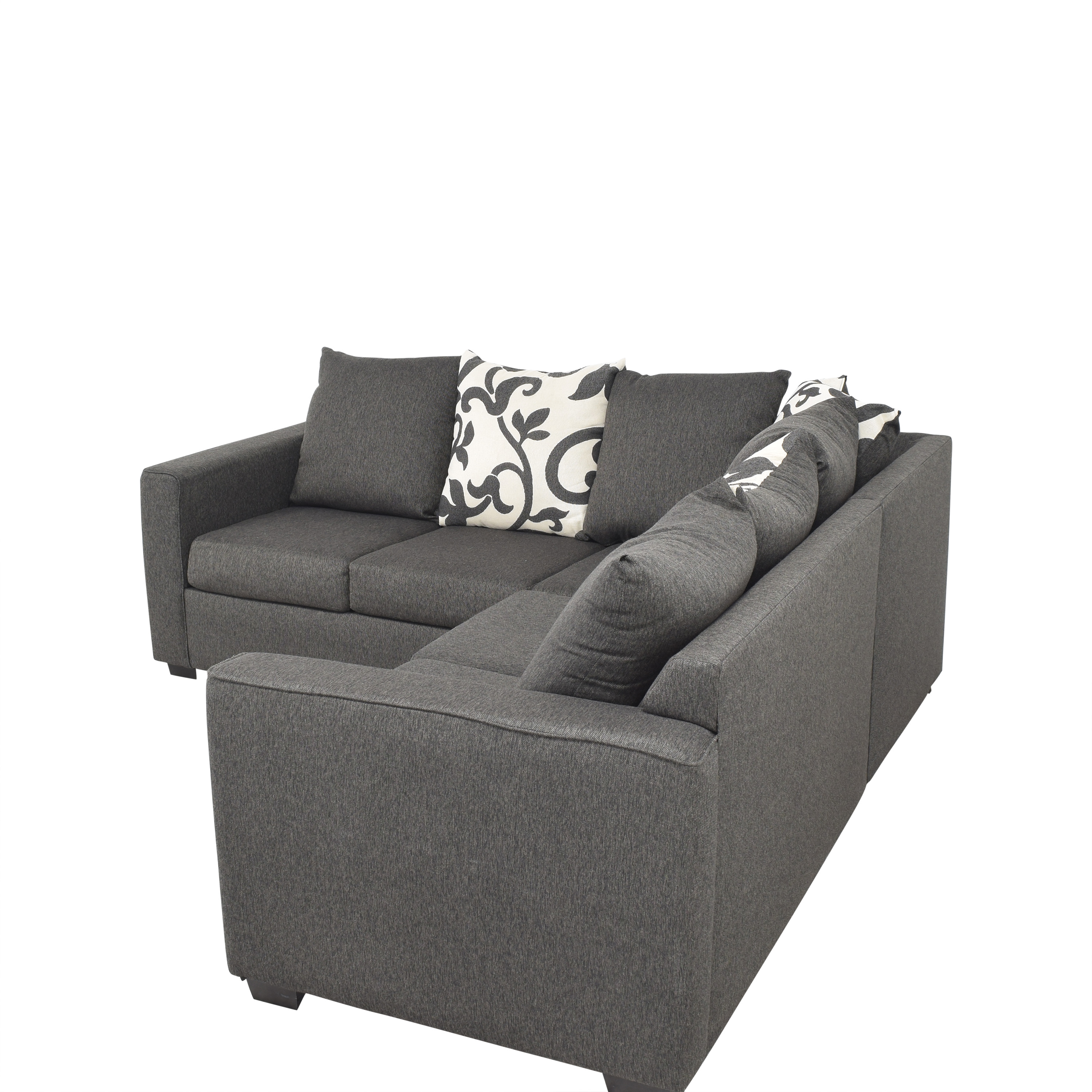 Furniture of America Furniture of America Lleida Two Piece Sectional Sofa ma