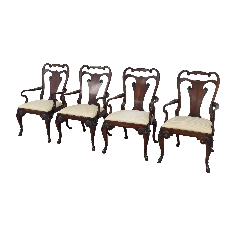 shop Ralph Lauren Home George II-Style Dining Chairs Ralph Lauren Home
