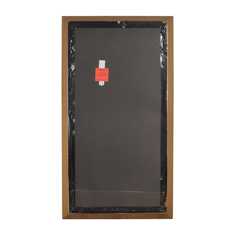 buy Horchow Horchow Aldina Beaded Floor Mirror online