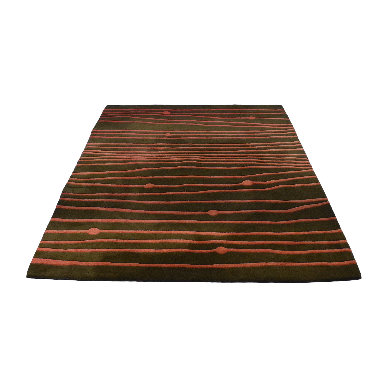 buy  Striped Area Rug online