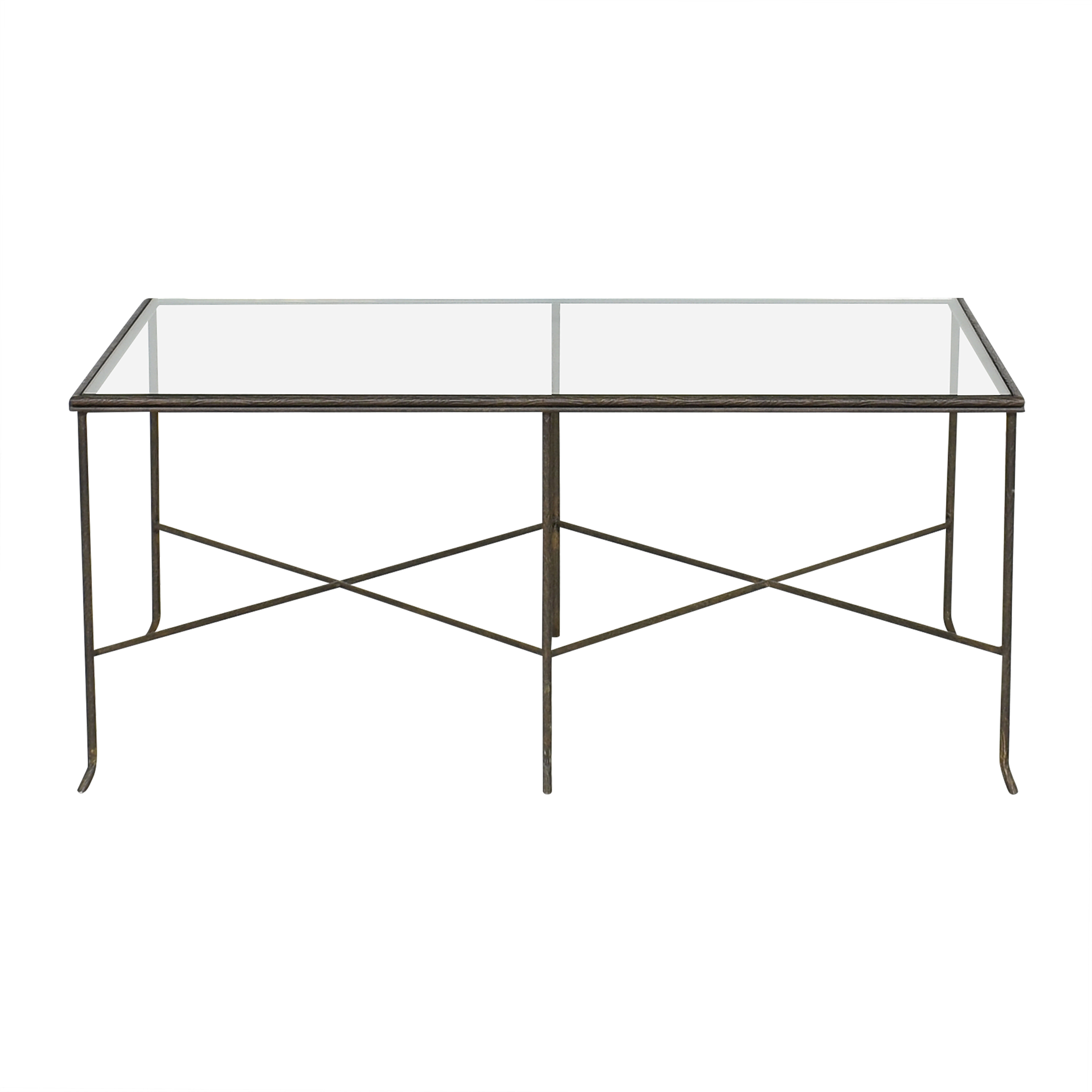 shop Salvations Architectural Furnishings McDowell Coffee Table Salvations Architectural Furnishings Tables