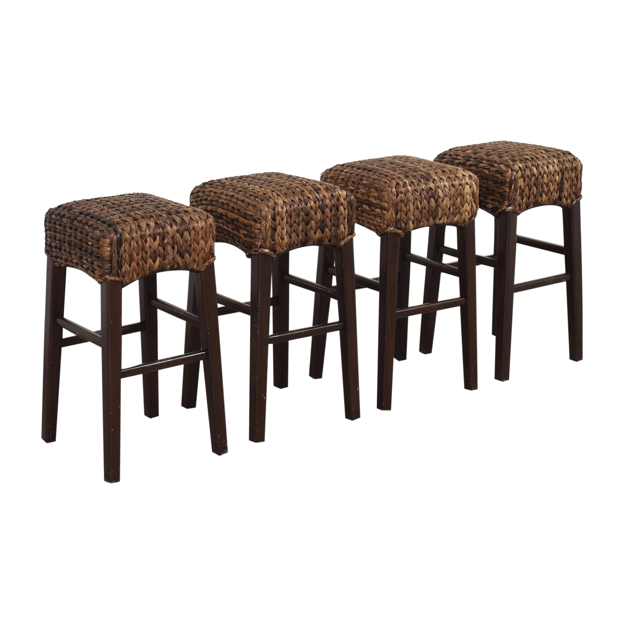 Pottery Barn Pottery Barn Seagrass Counter Stools coupon