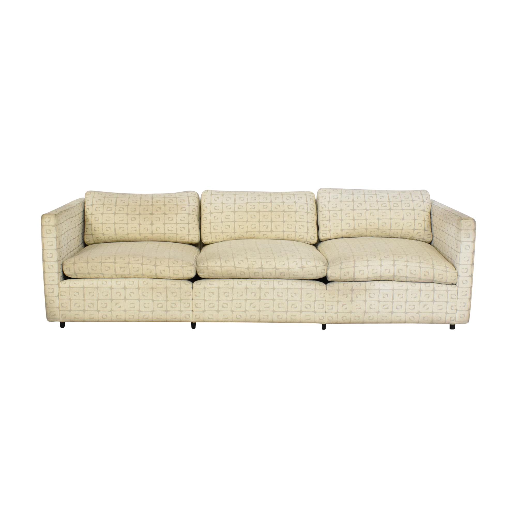 Knoll Knoll Pfister Sofa ma