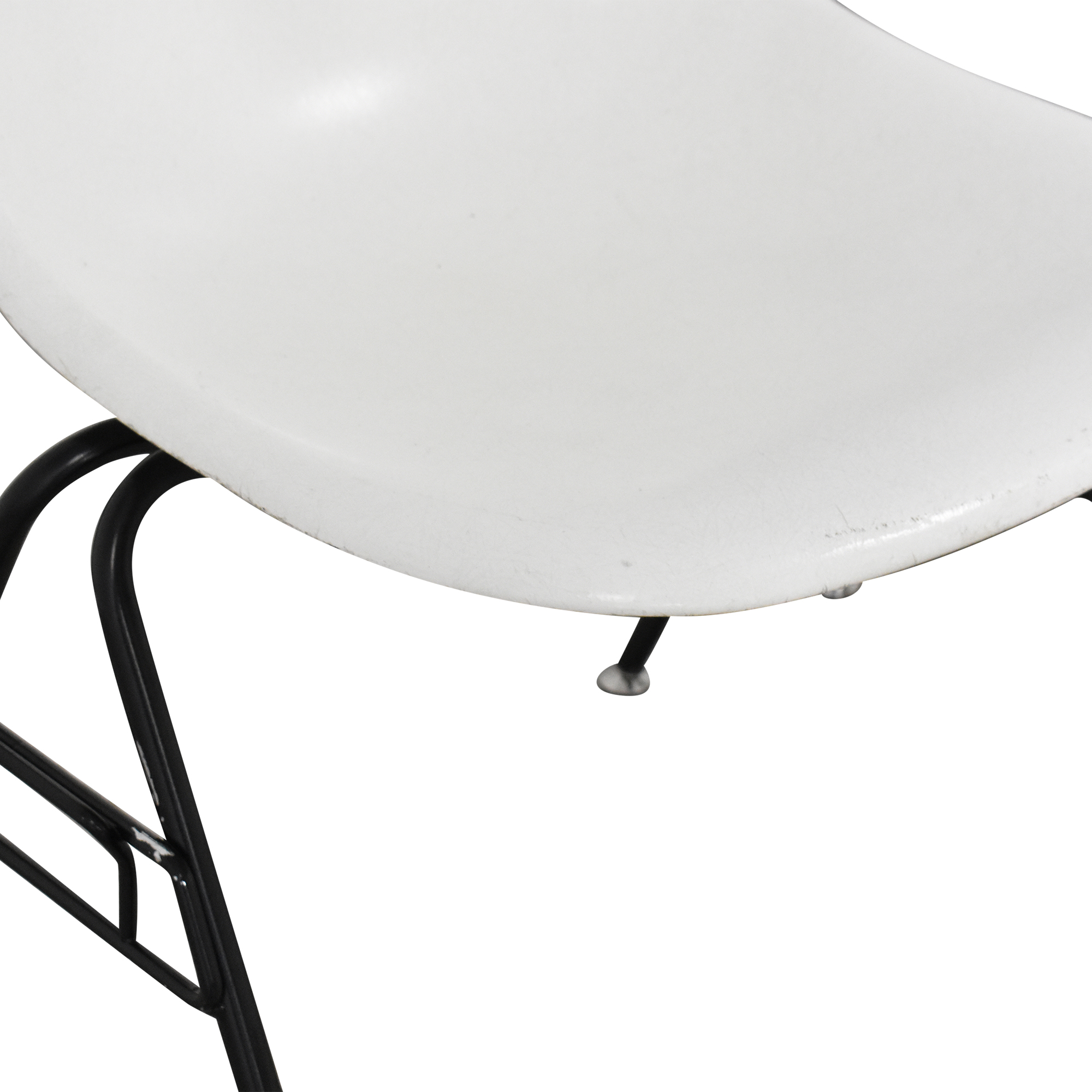 Modernica Modernica Case Study Furniture Side Shell Stacking Chairs for sale
