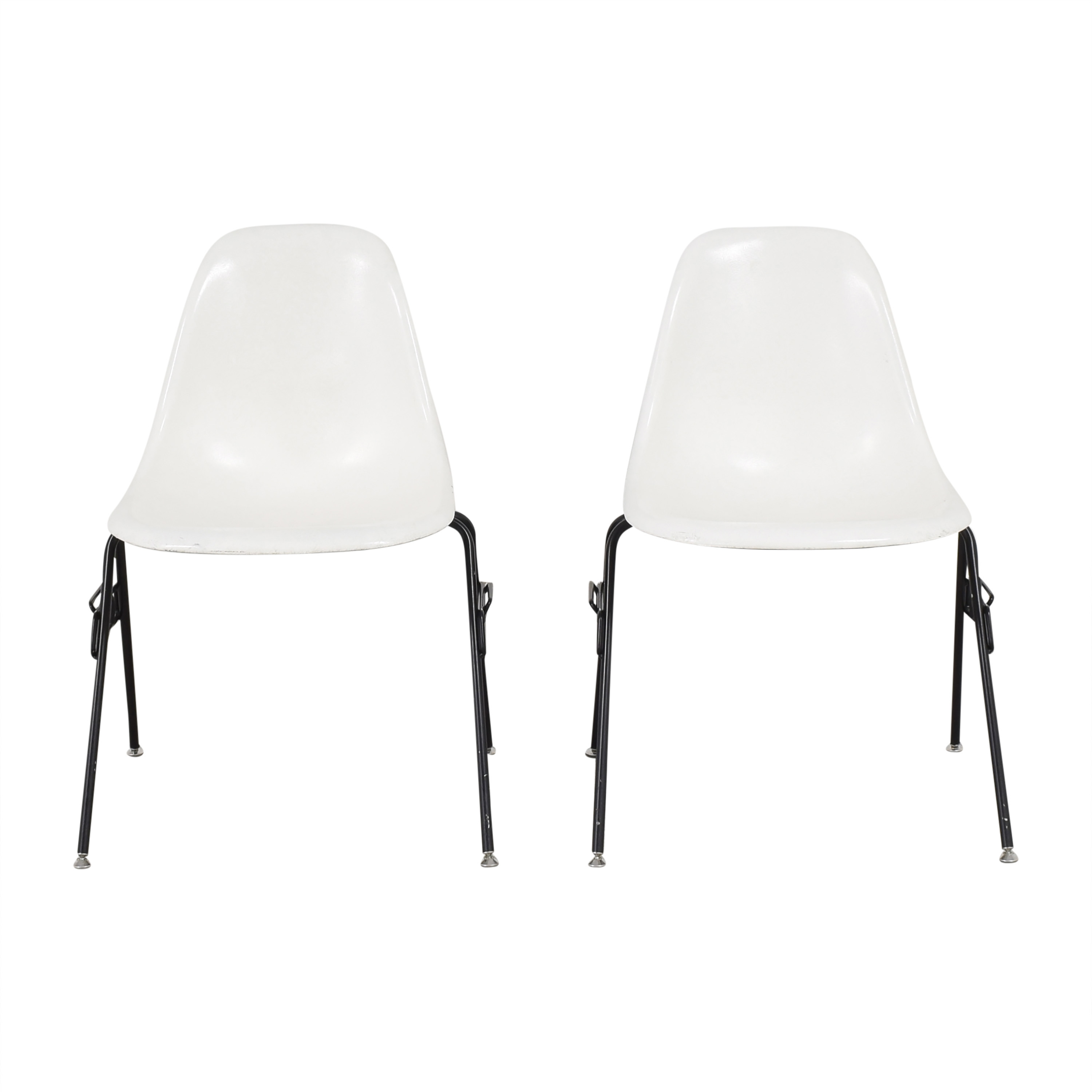 Modernica Modernica Case Study Furniture Side Shell Stacking Chairs ct