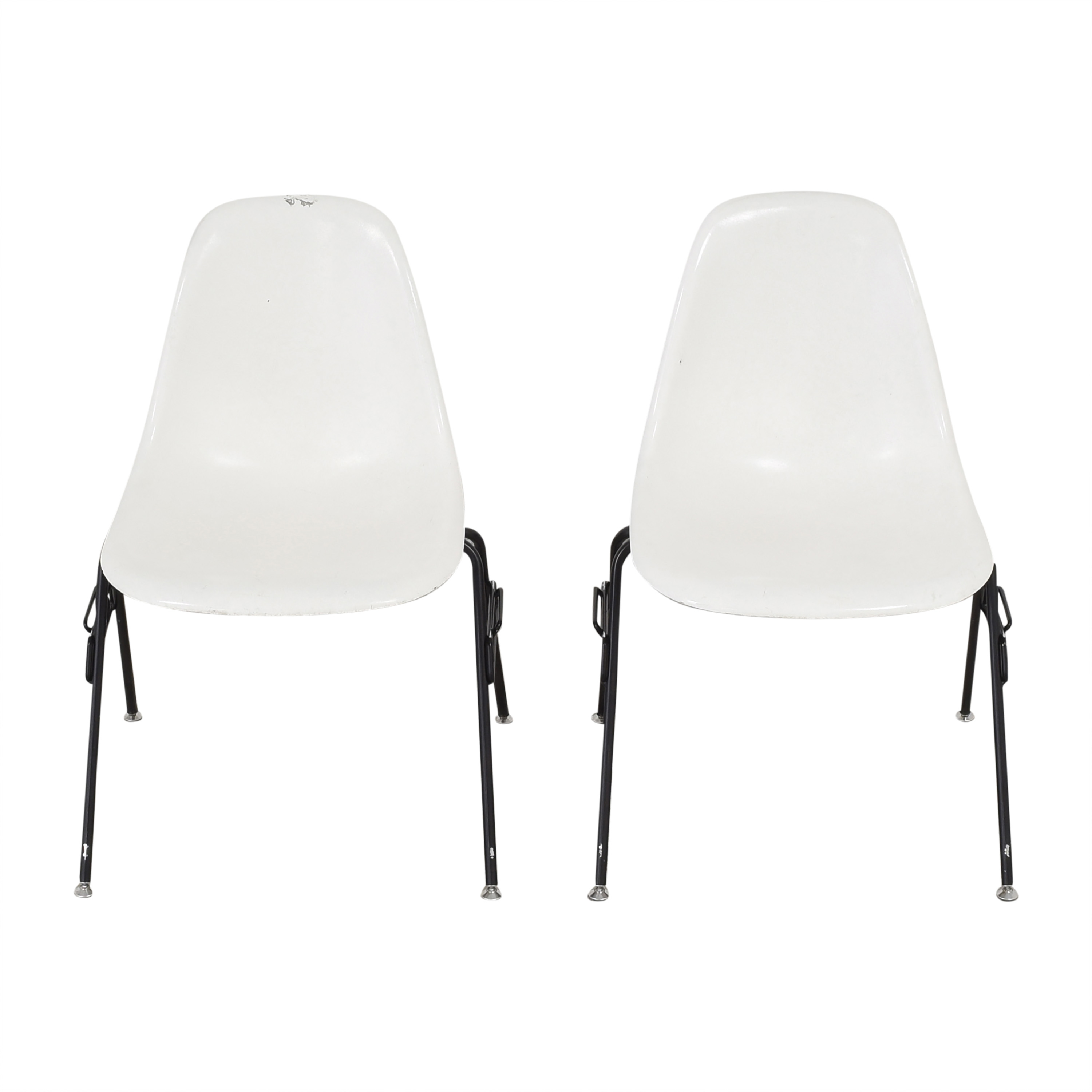 buy Modernica Case Study Furniture Side Shell Stacking Chairs Modernica