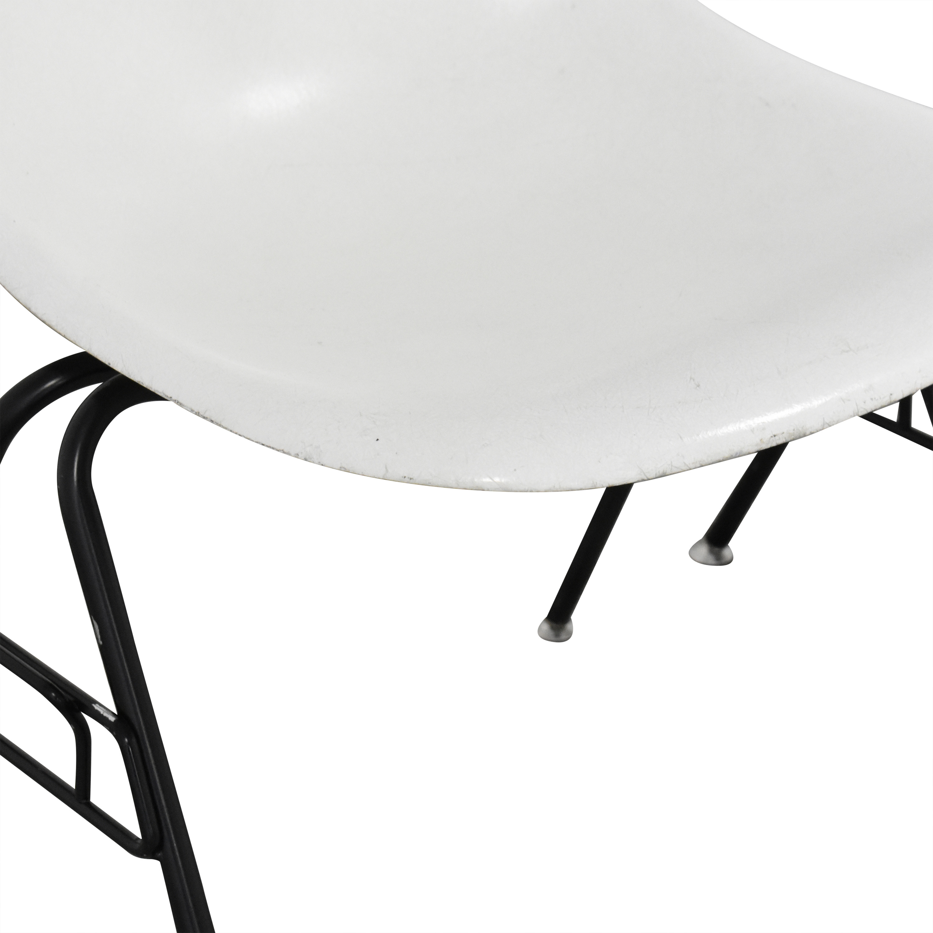 Modernica Case Study Furniture Side Shell Stacking Chairs sale
