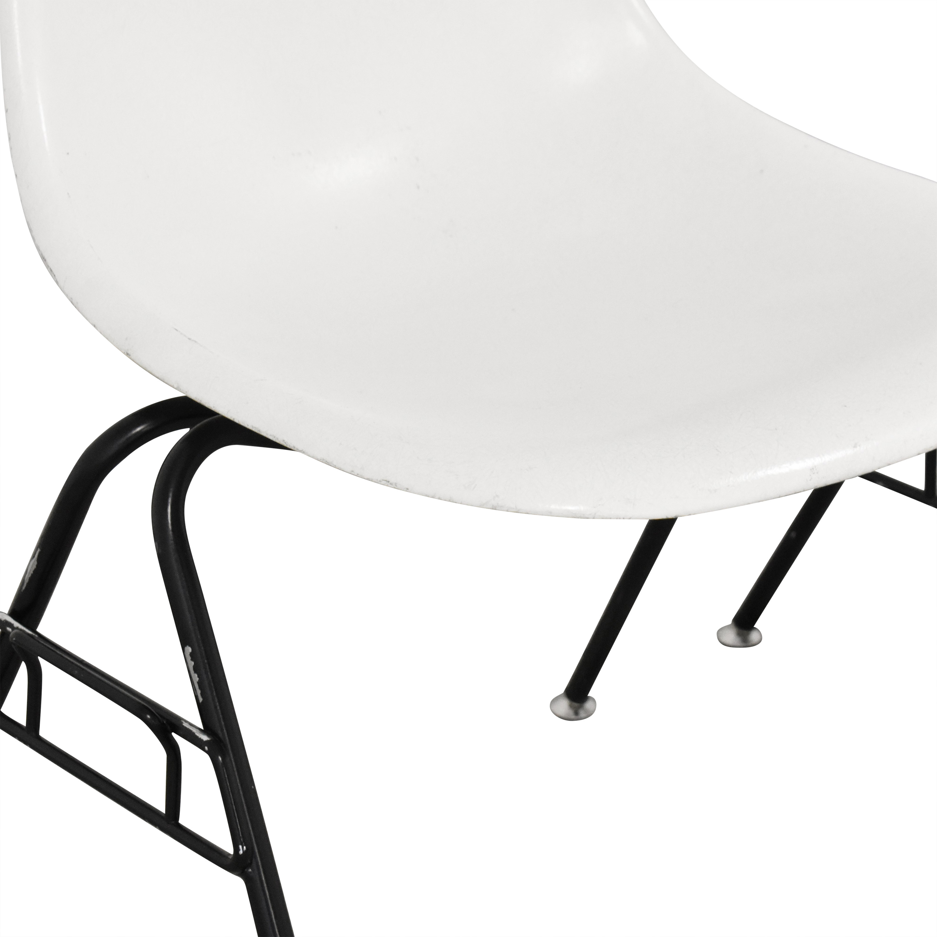 shop Modernica Case Study Furniture Side Shell Stacking Chairs Modernica
