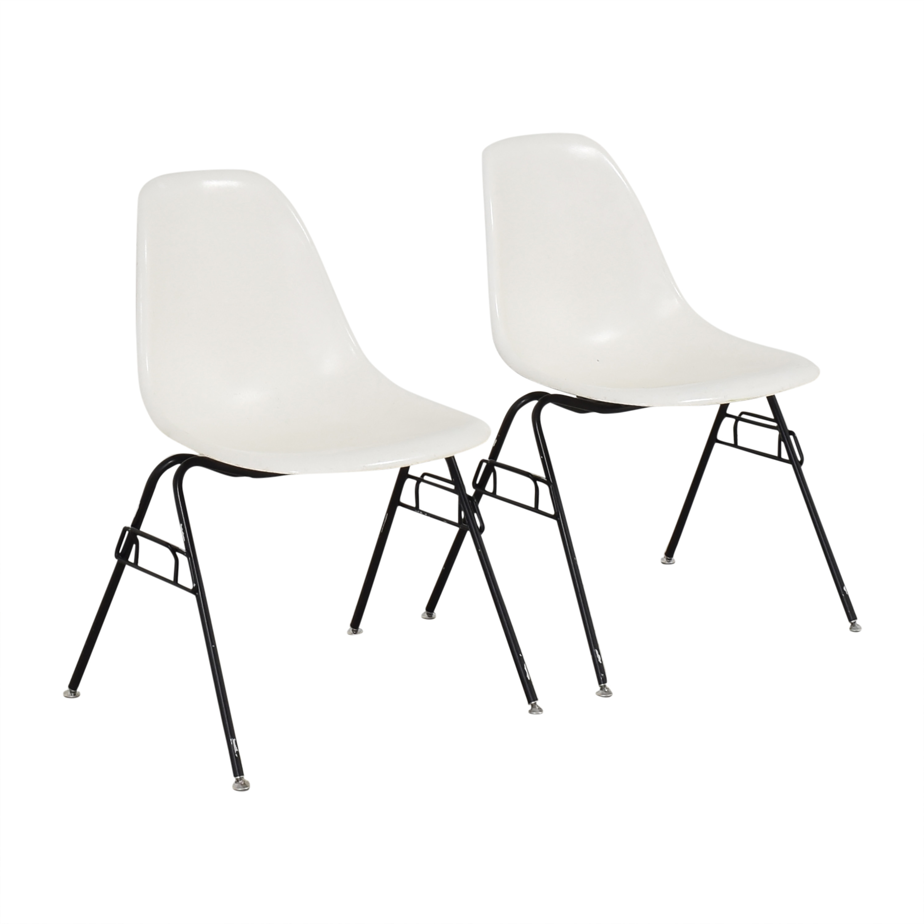 Modernica Modernica Case Study Furniture Side Shell Stacking Chairs Chairs