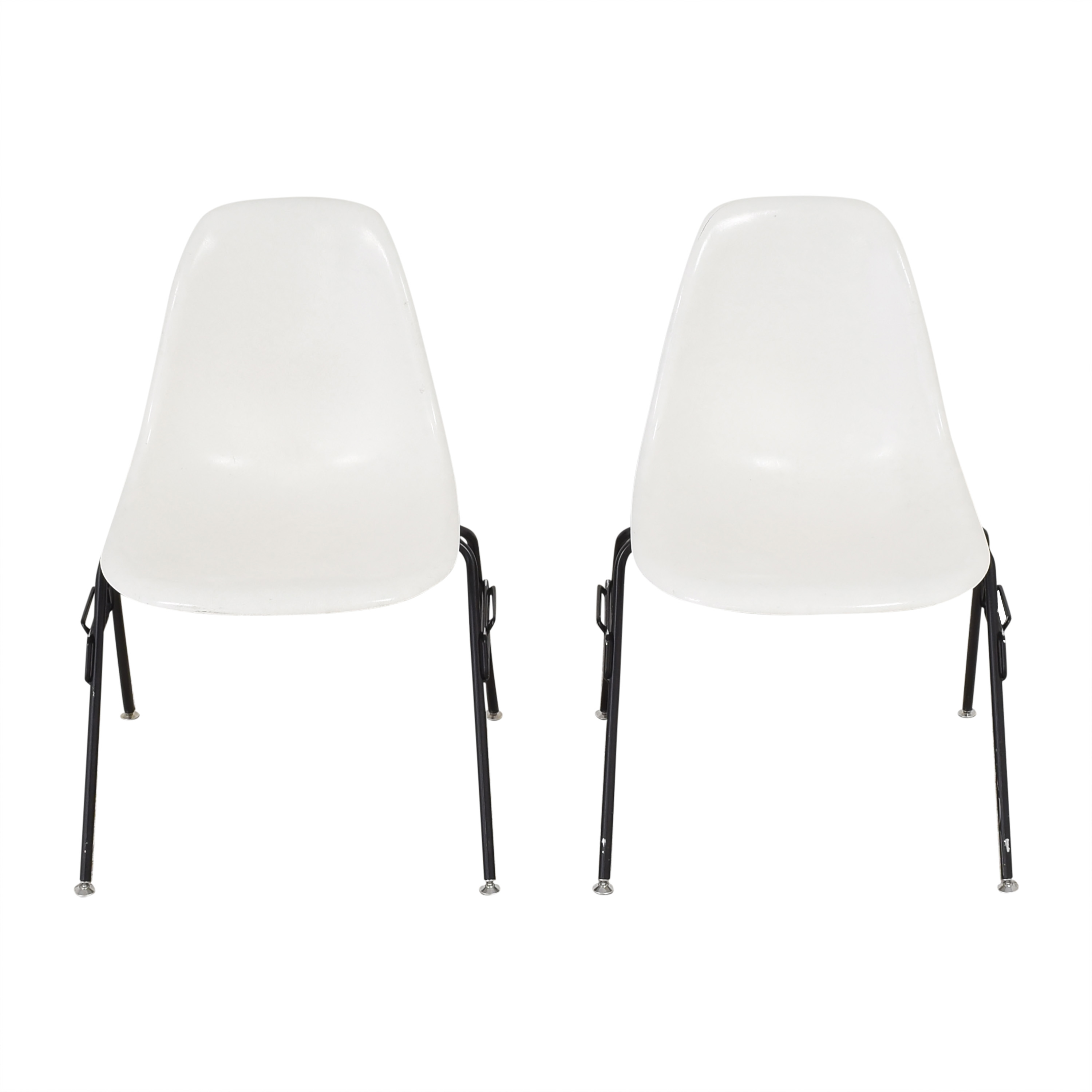 Modernica Modernica Case Study Furniture Side Shell Stacking Chairs pa