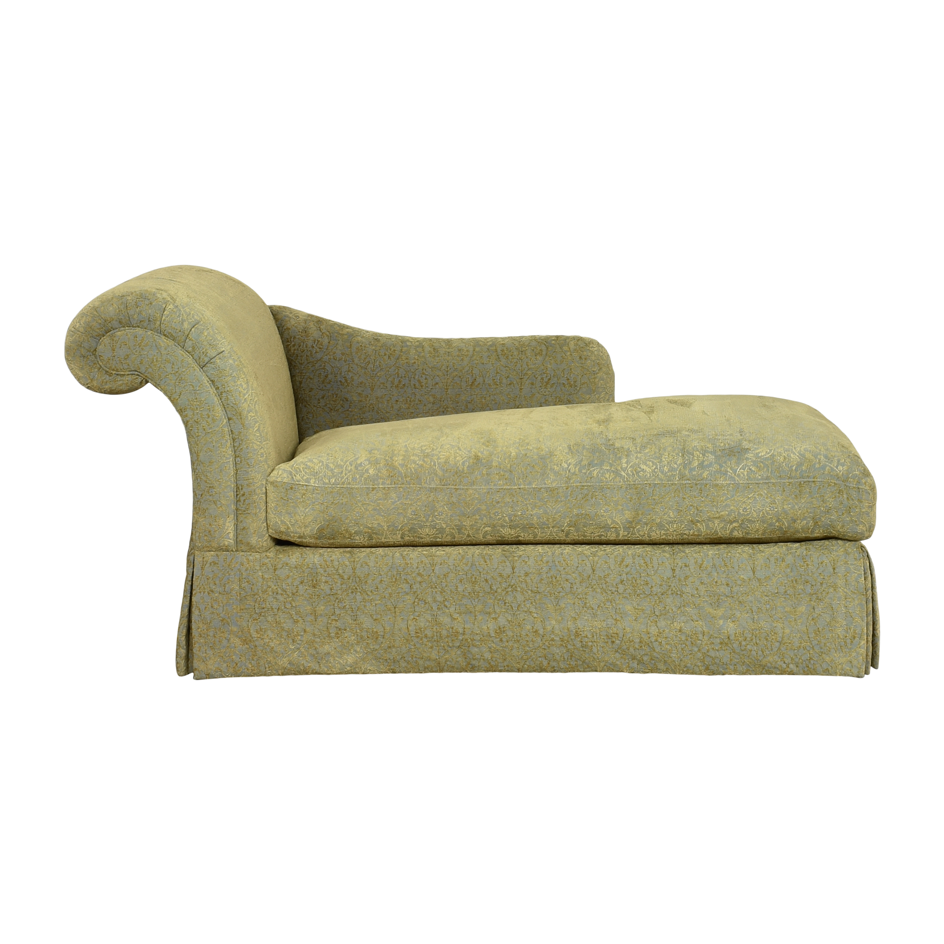 Baker Furniture Baker Furniture Chaise Lounge discount