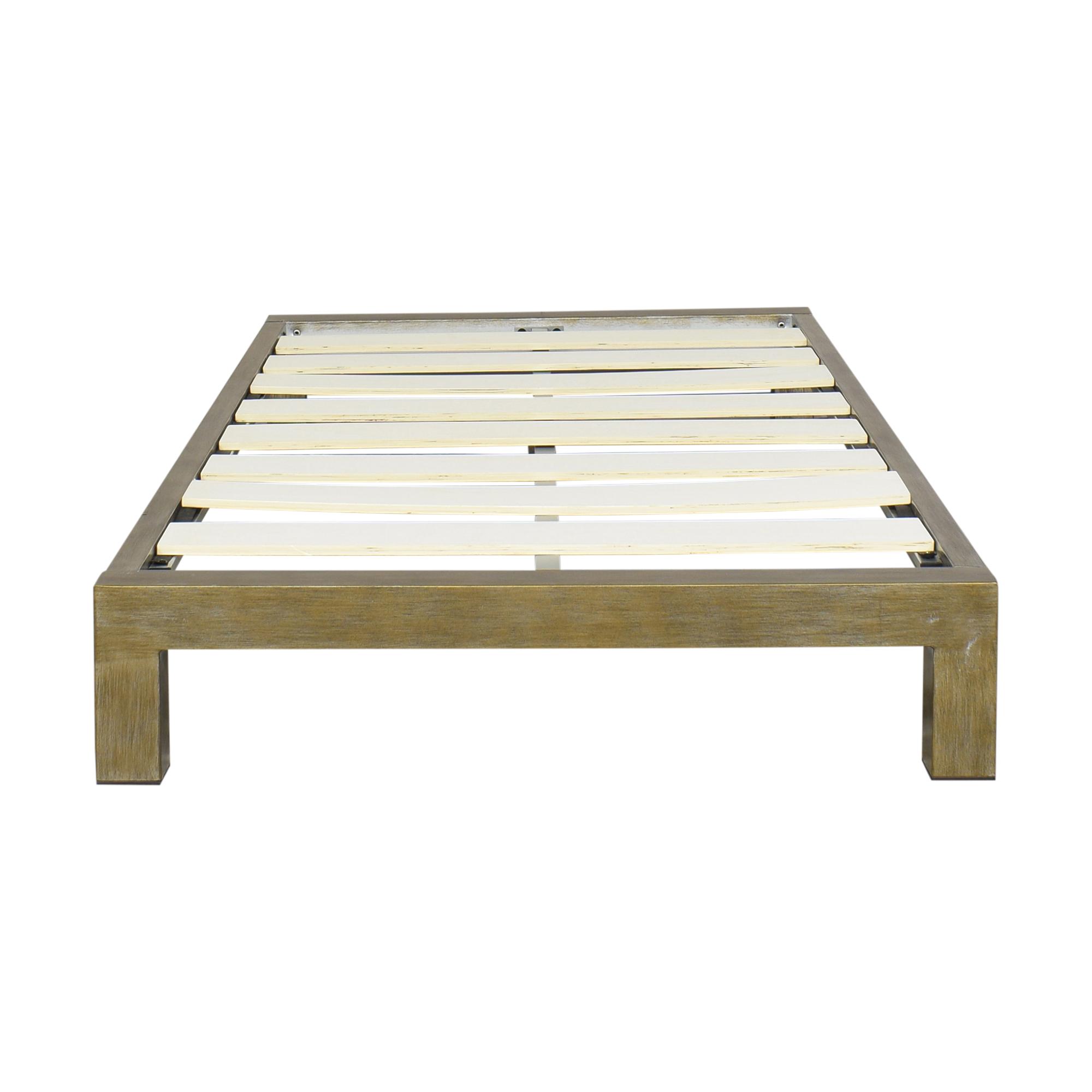 Wayfair Wayfair Willa Arlo Hasse Twin Low Profile Platform Bed discount
