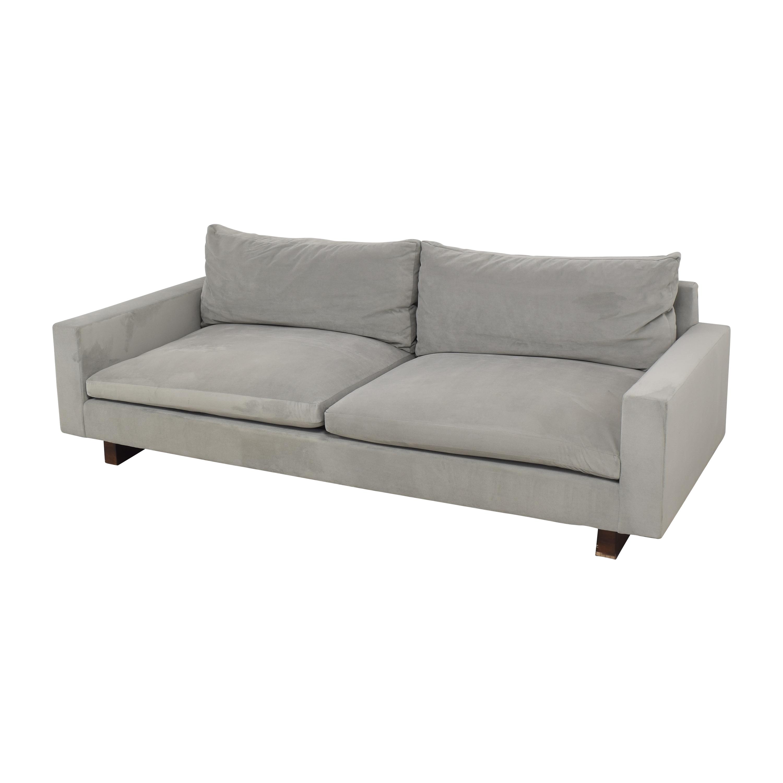 West Elm West Elm Harmony Sofa with Ottoman discount