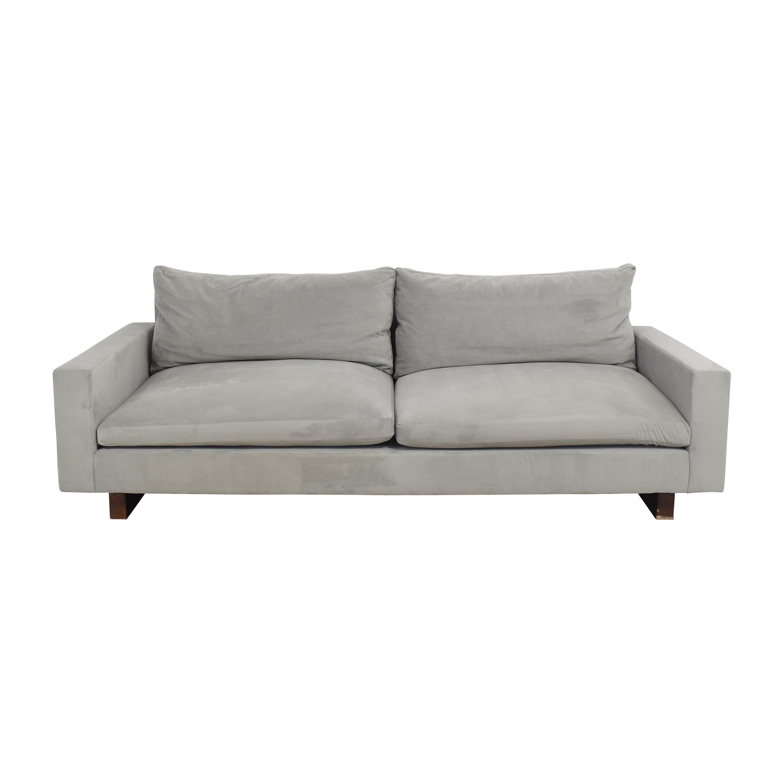 shop West Elm Harmony Sofa with Ottoman West Elm Sofas