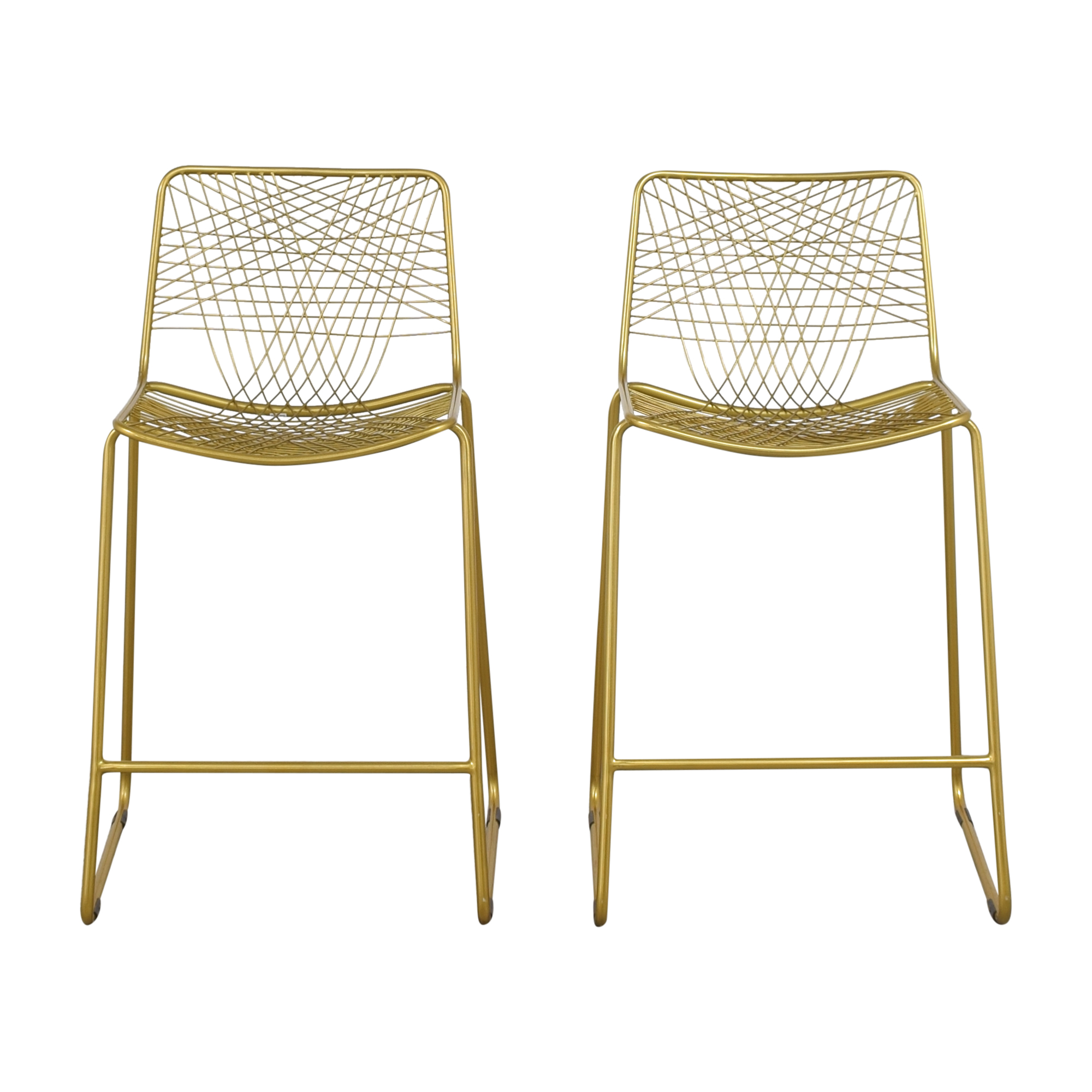 shop CB2 Alpha Counter Stools CB2 Chairs