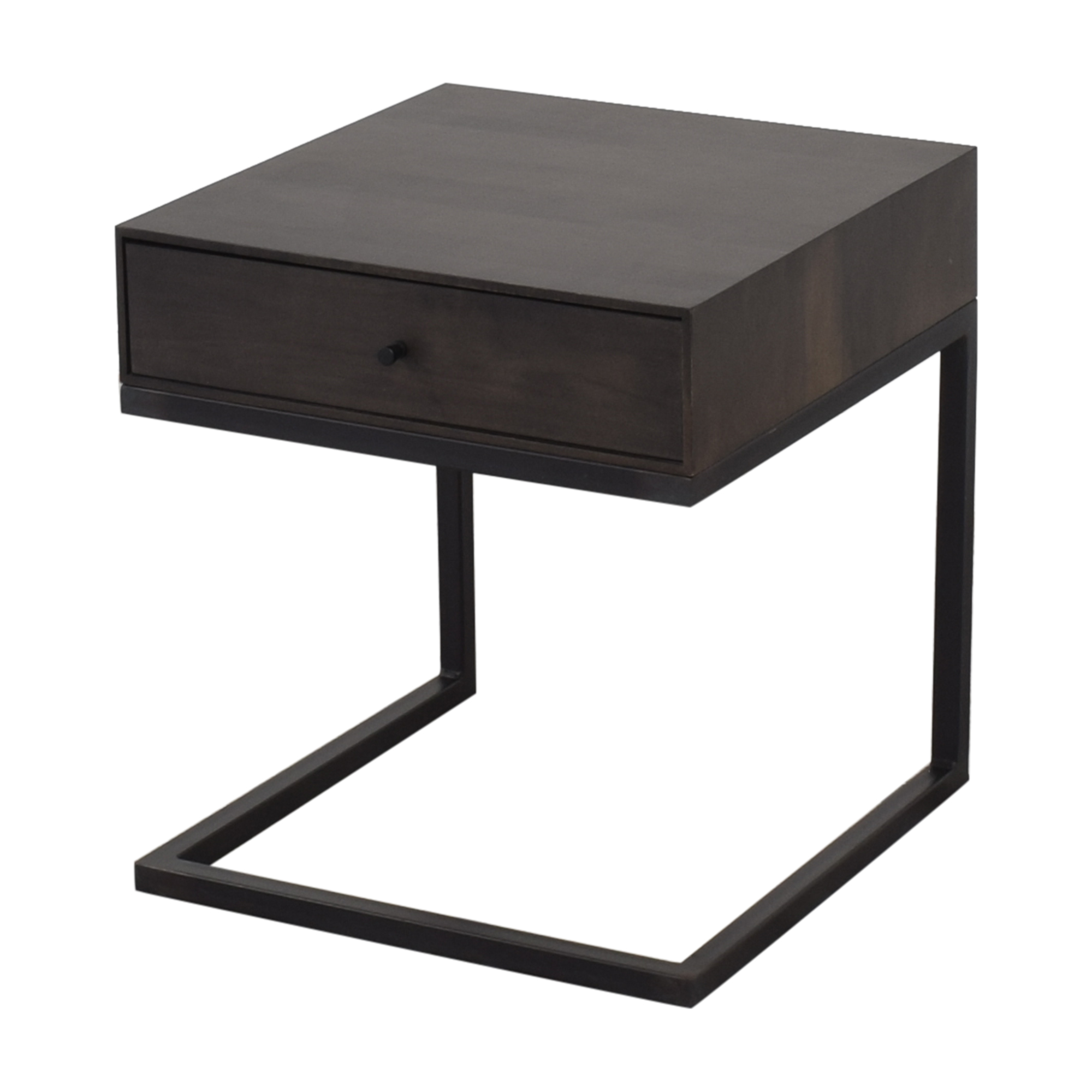 Room & Board Room & Board Hudson One Drawer C-Table Nightstand End Tables