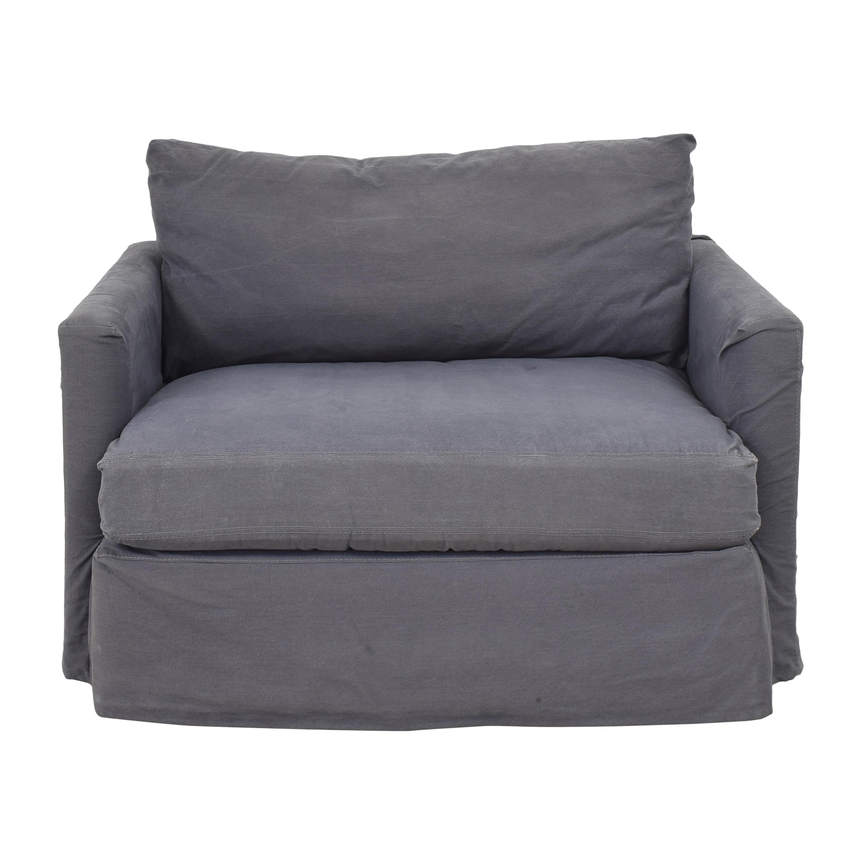 buy Crate & Barrel Crate & Barrel Chair and a Half online