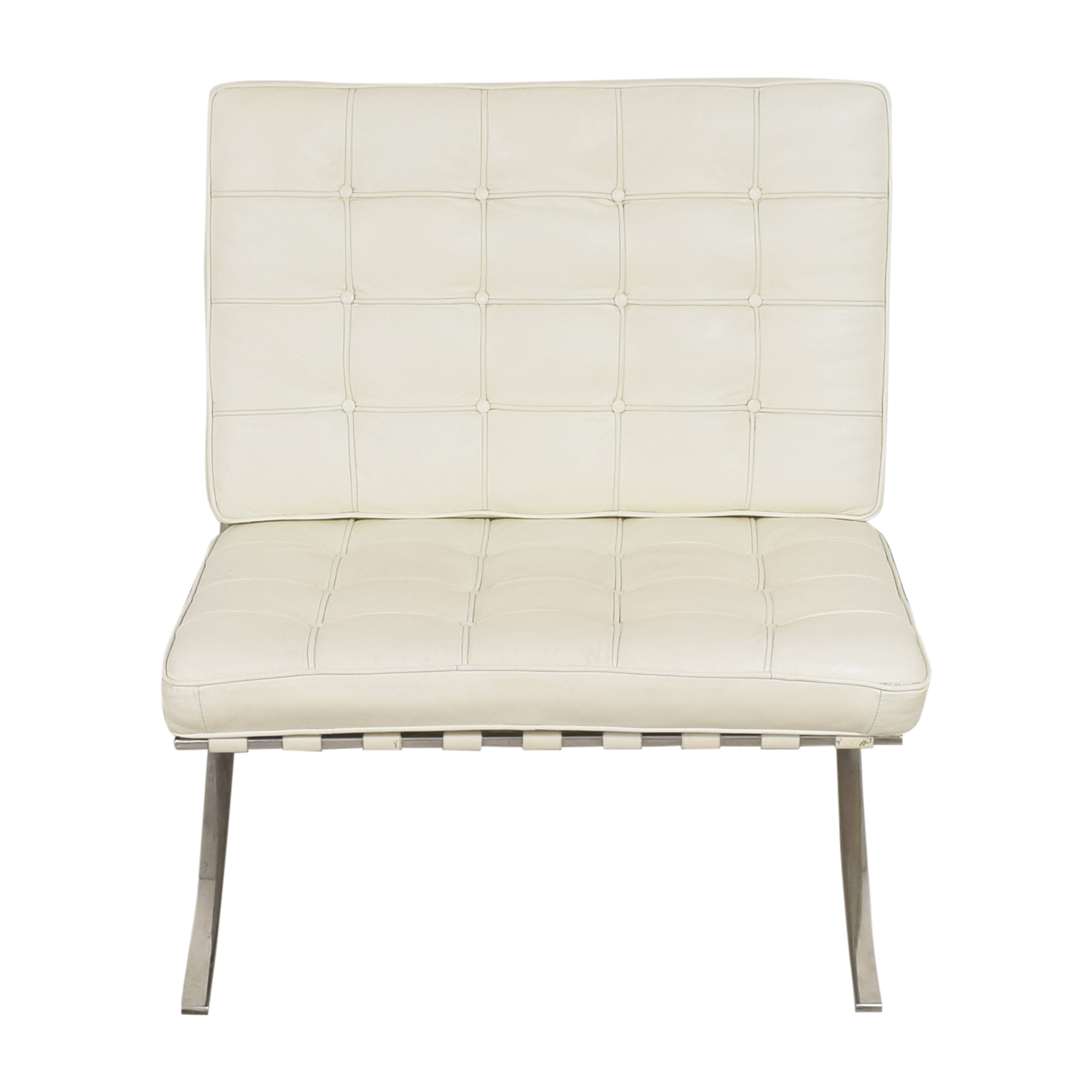 Modern Classics Modern Classics Barcelona Chair Replica Accent Chairs